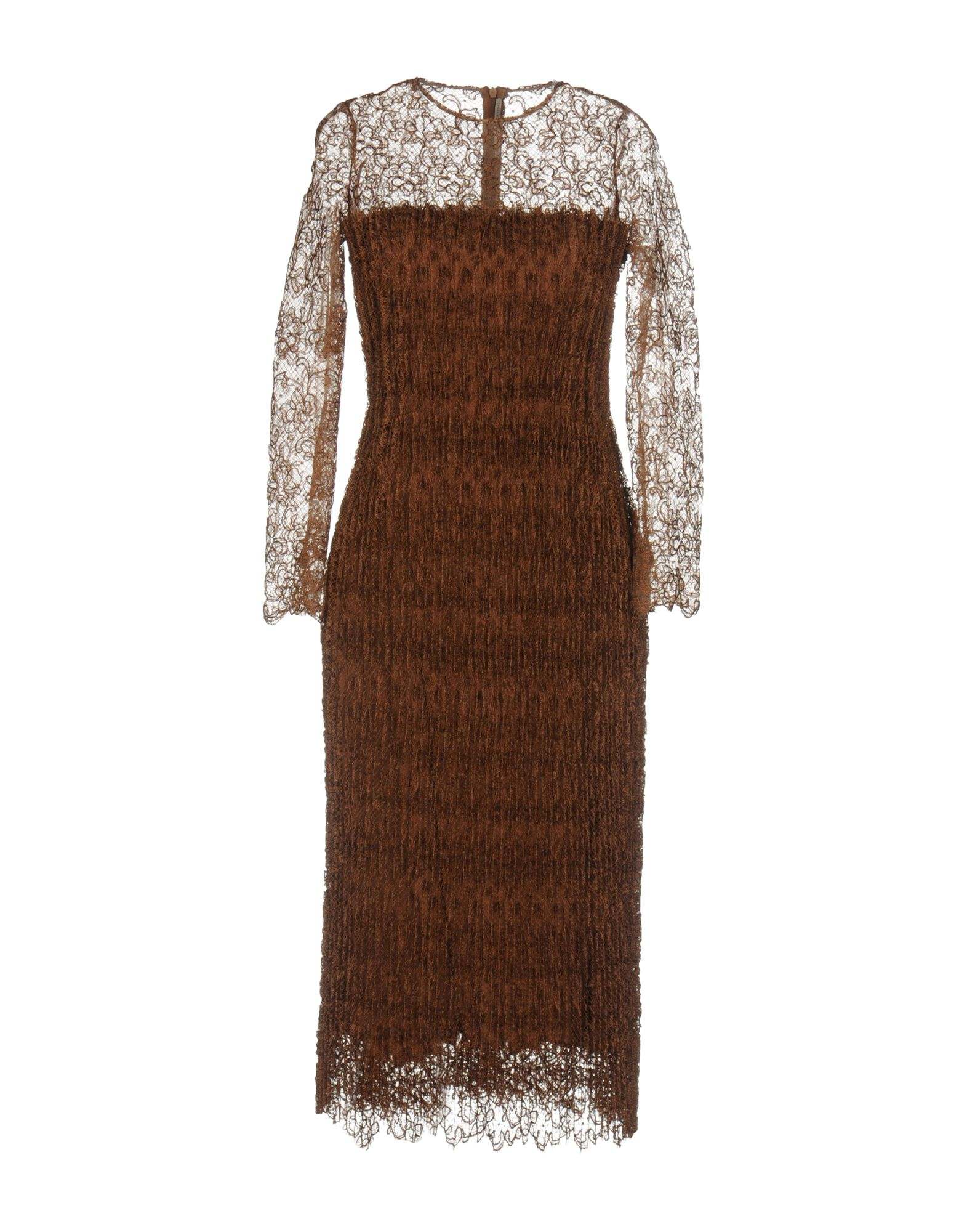 ERMANNO SCERVINO Платье длиной 3/4 lisa corti платье длиной 3 4