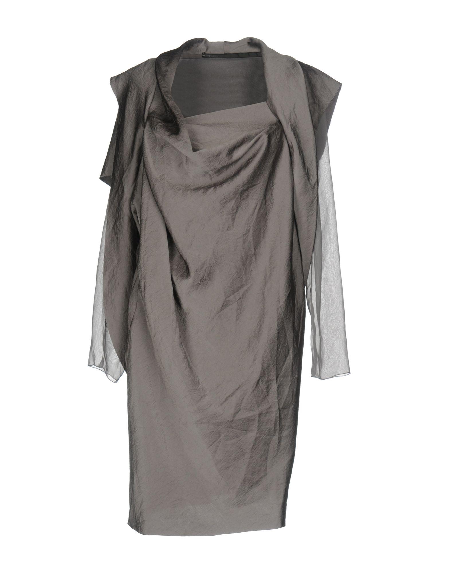 GAETANO NAVARRA Короткое платье gaetano navarra pубашка