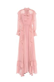 ALBERTA FERRETTI FALL DRESS Long Dress Woman d
