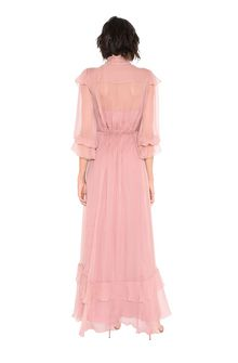 ALBERTA FERRETTI FALL DRESS Long Dress D r