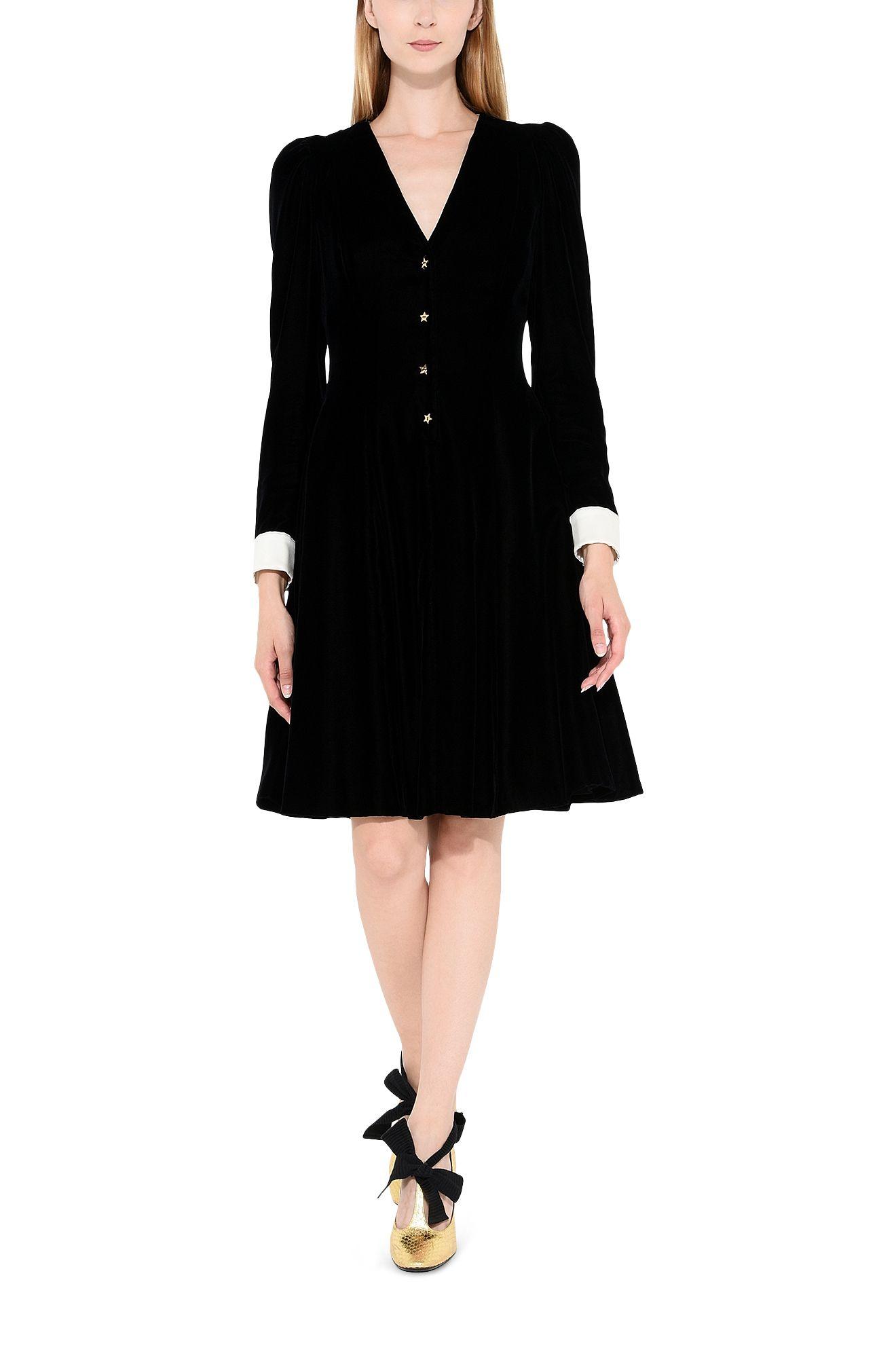 PHILOSOPHY di LORENZO SERAFINI ショートドレス D ムーヴィー・ドレス r