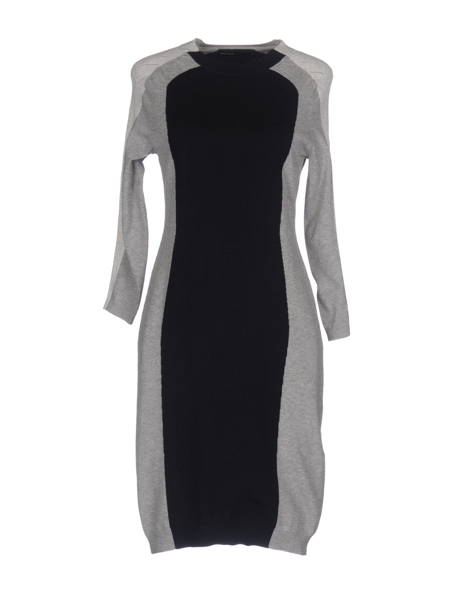 где купить KAREN MILLEN Короткое платье по лучшей цене