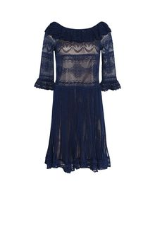 ALBERTA FERRETTI DOLL MINI DRESS Short Dress Woman d
