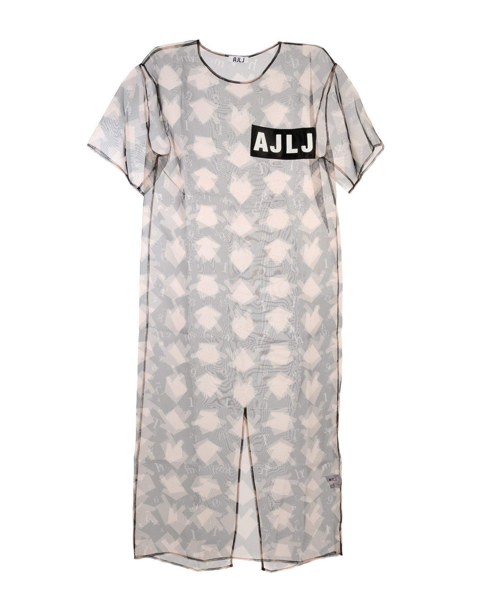 AU JOUR LE JOUR Платье длиной 3/4 lisa corti платье длиной 3 4
