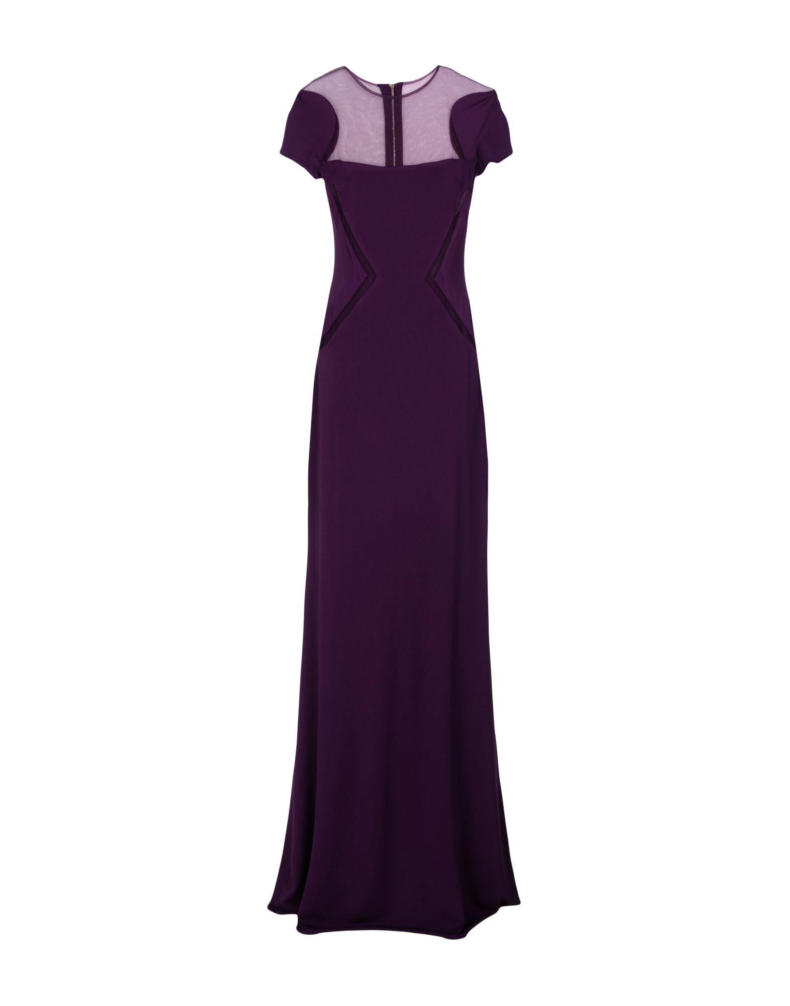 все цены на ELIE SAAB Длинное платье онлайн