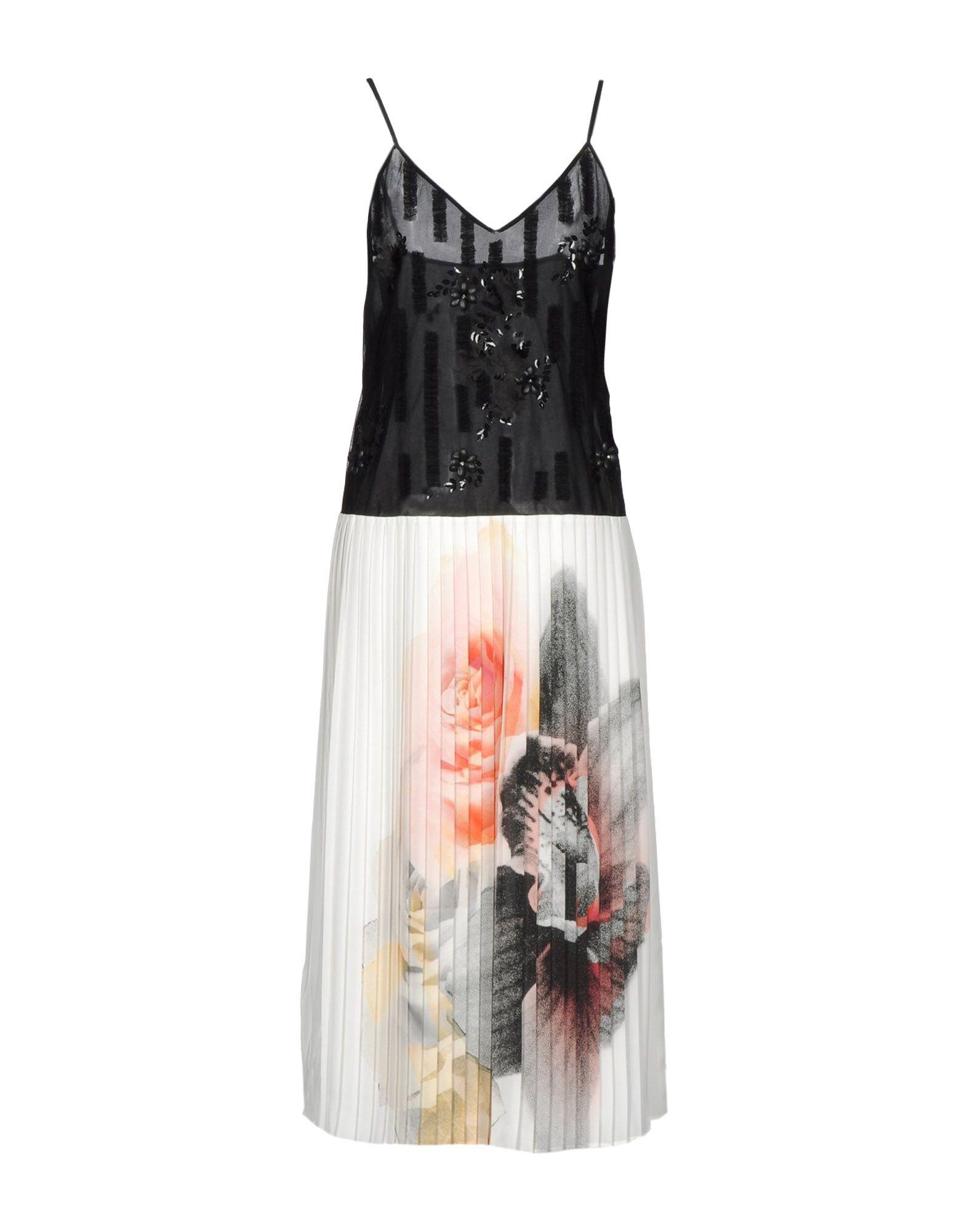PAUL & JOE Платье длиной 3/4 lisa corti платье длиной 3 4