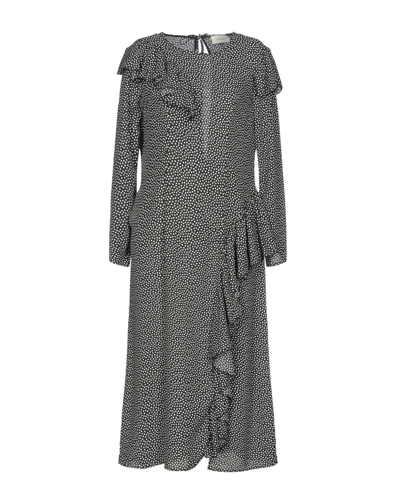 VICOLO Платье длиной 3/4 платье 3 в 1