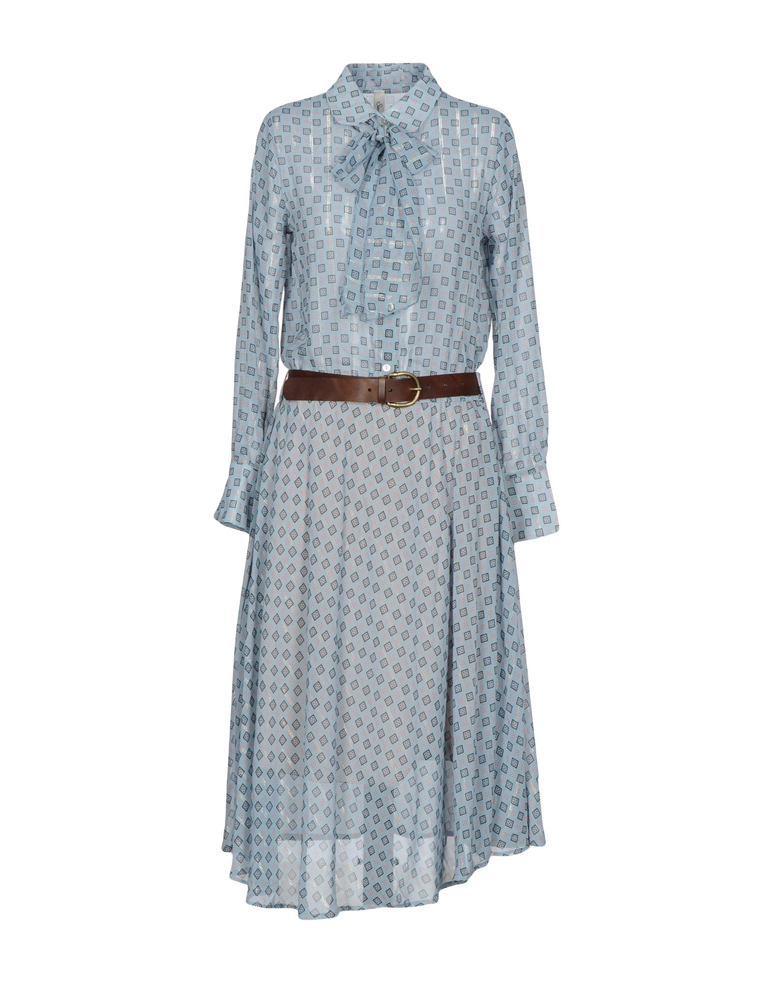 SOUVENIR Платье длиной 3/4 souvenir платье длиной 3 4