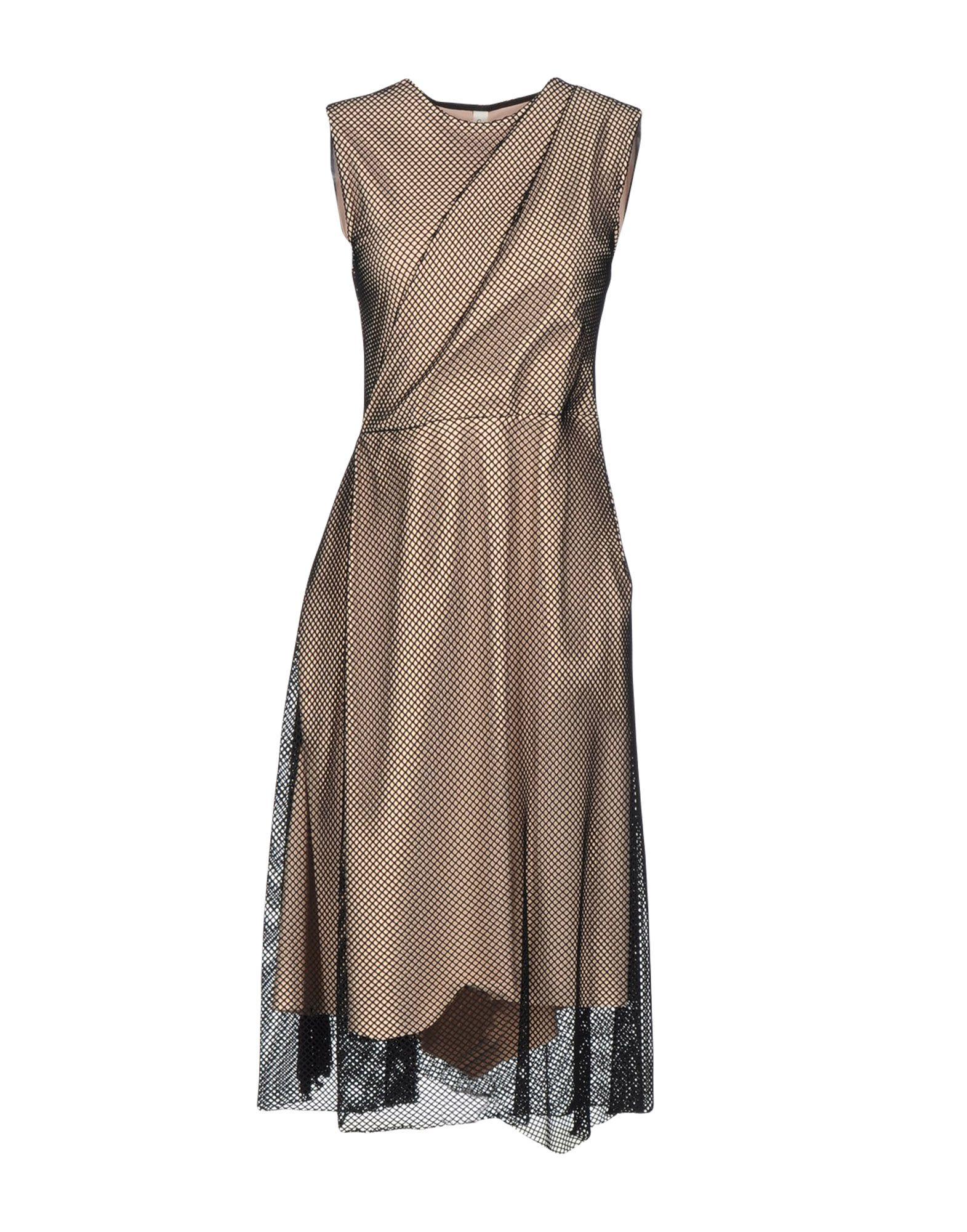 SOUVENIR Платье длиной 3/4 lisa corti платье длиной 3 4