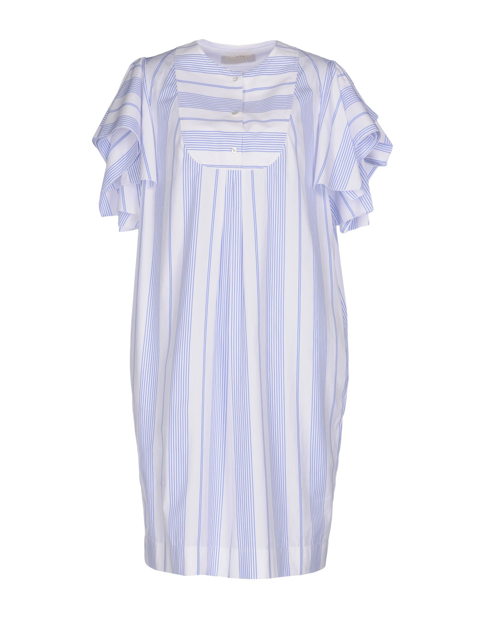 Фото MANTÙ Платье до колена. Купить с доставкой