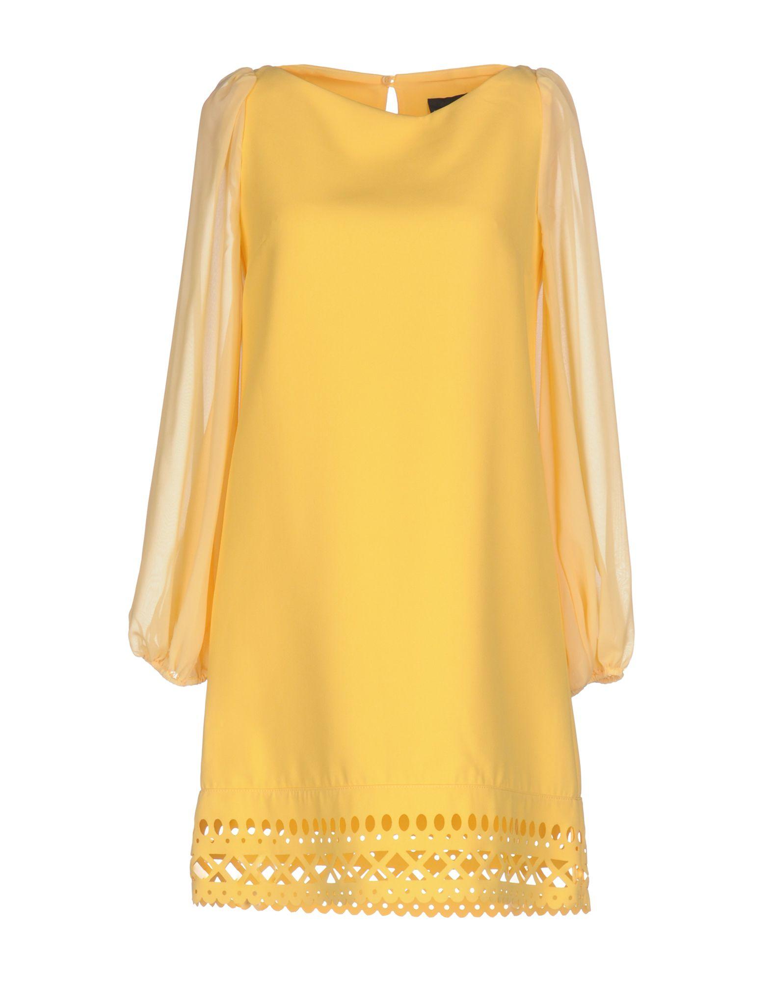 ATOS LOMBARDINI Короткое платье lisa corti короткое платье