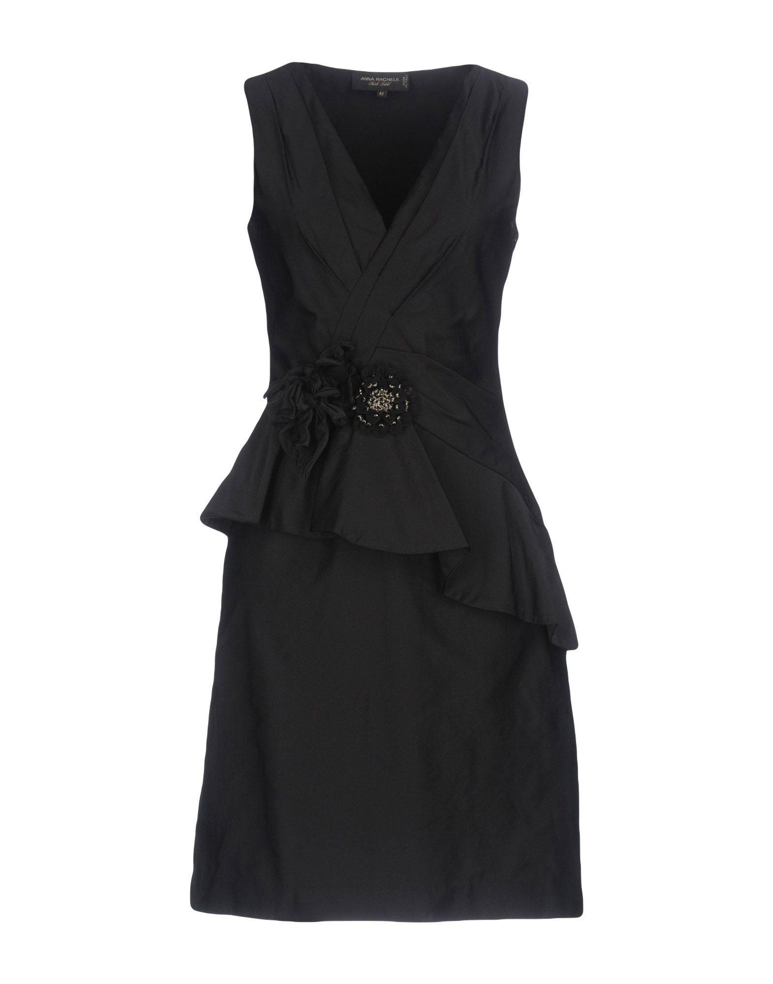 ANNA RACHELE BLACK LABEL Короткое платье anna rachele black label короткое платье