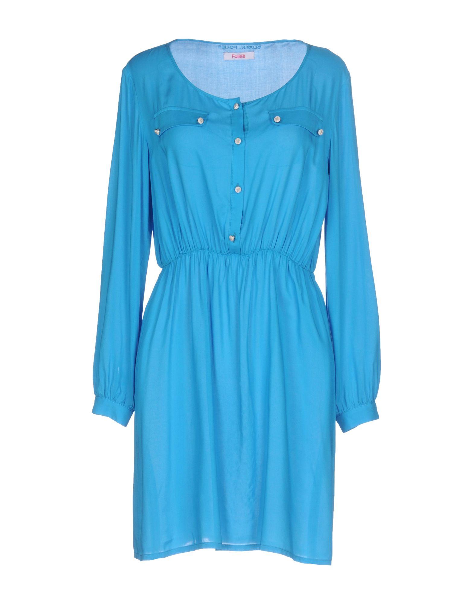 BLUGIRL FOLIES Короткое платье рубашка blugirl рубашка