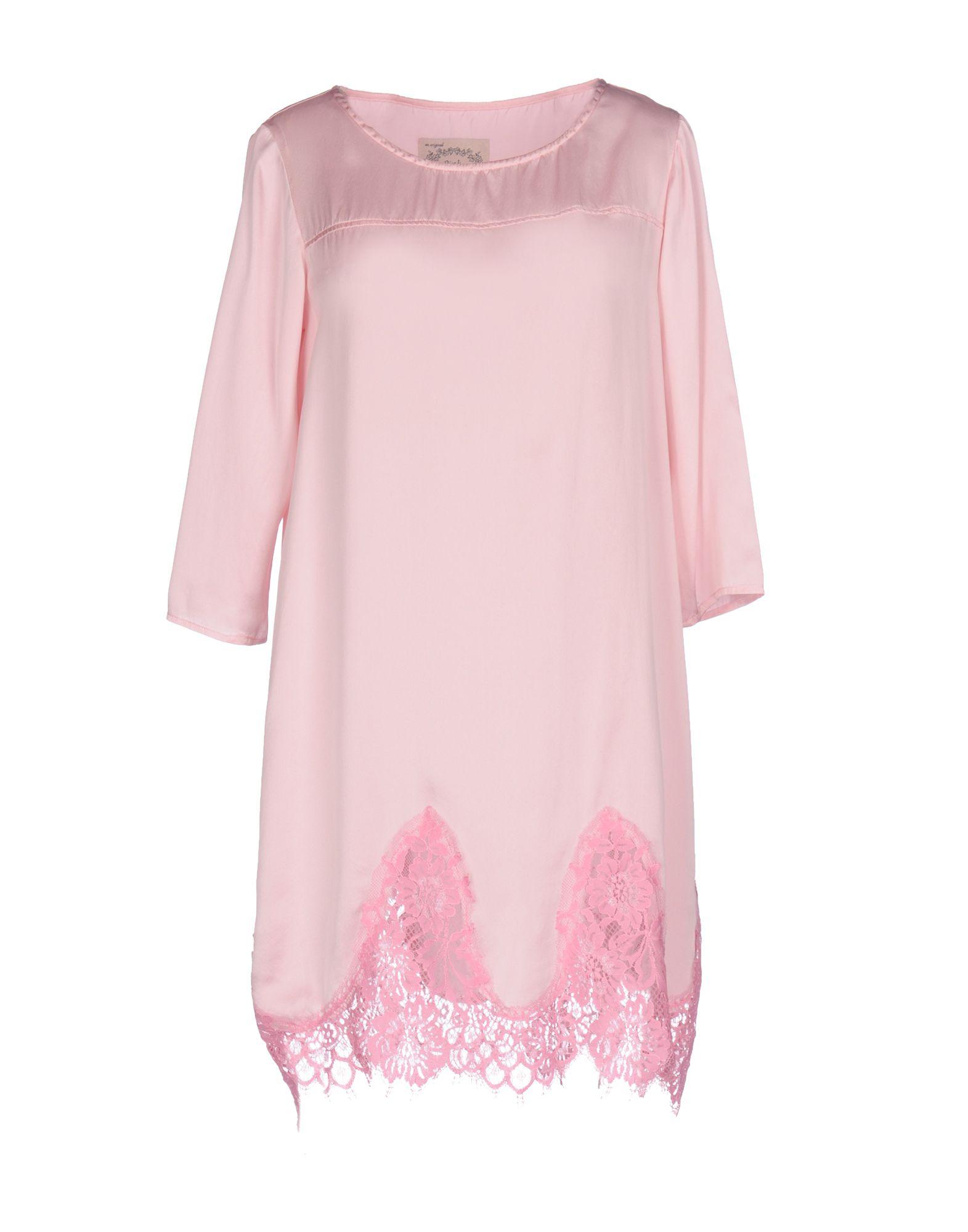 PINK MEMORIES Короткое платье pink memories background 5 7ft vinyl fabric cloth цифровая печать photo studio backdrop s 3045