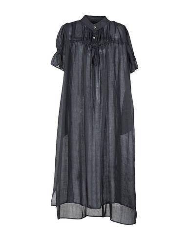 Фото - Платье длиной 3/4 от COLLECTION PRIVĒE? черного цвета