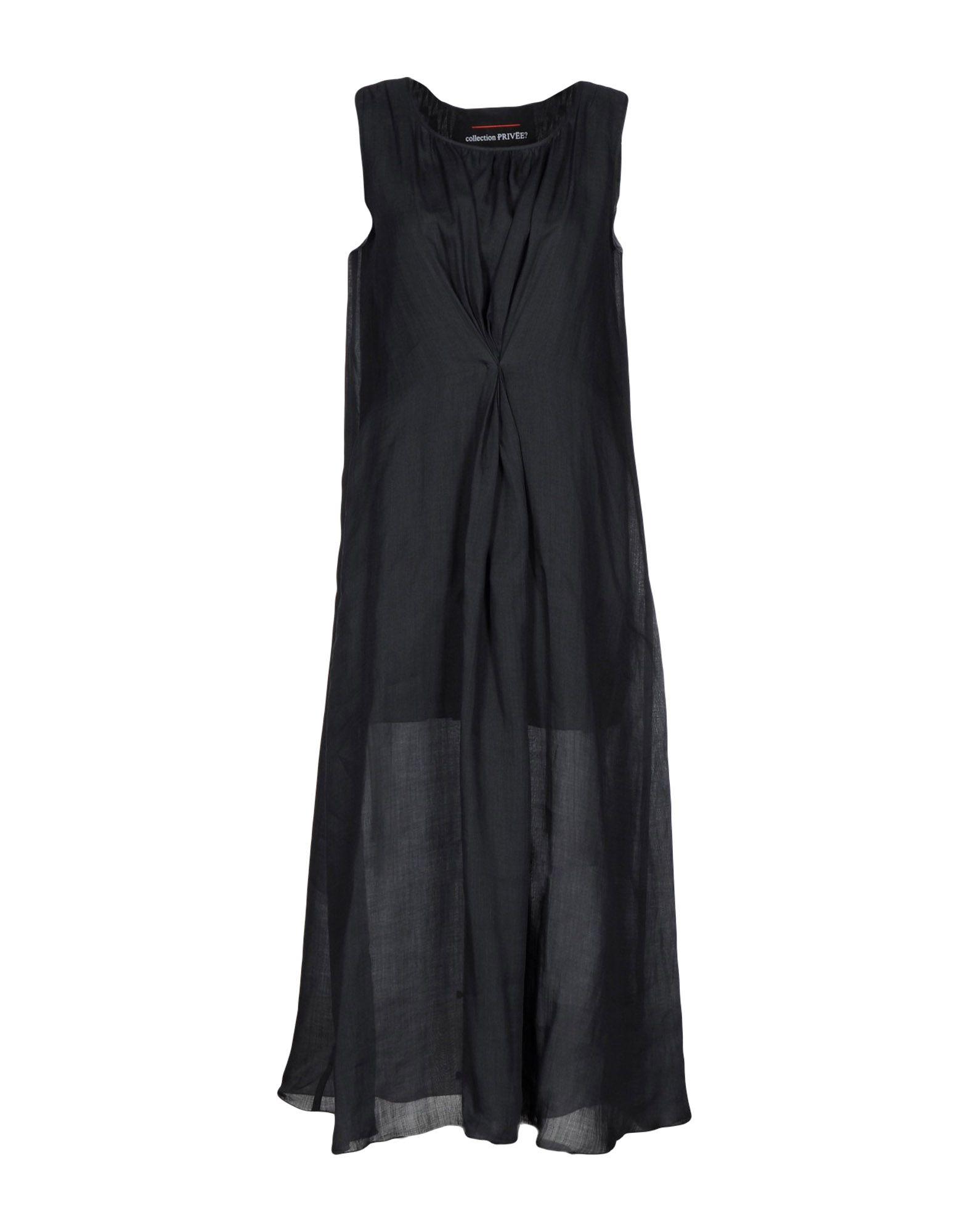 COLLECTION PRIVĒE? Длинное платье