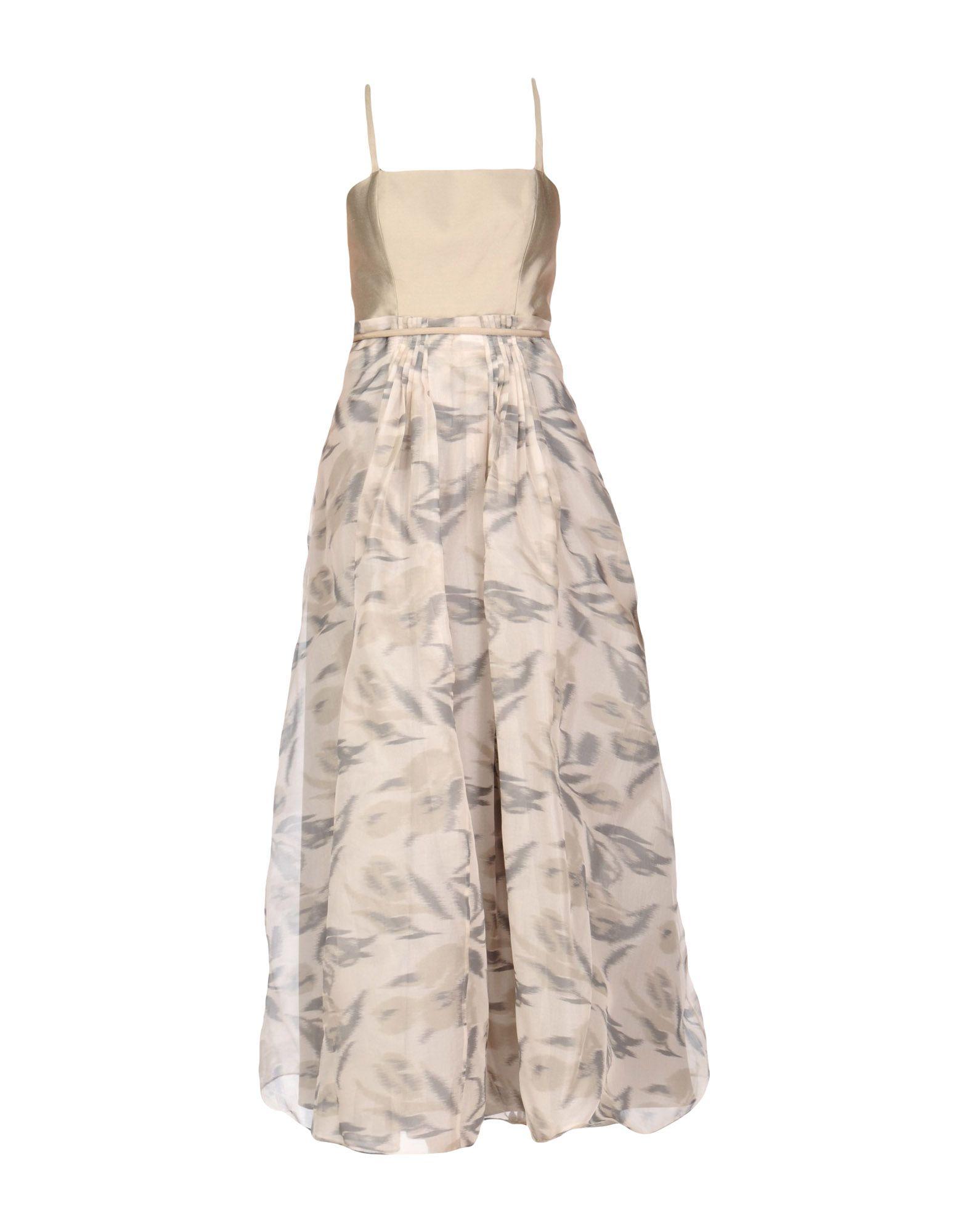 ARMANI COLLEZIONI Длинное платье