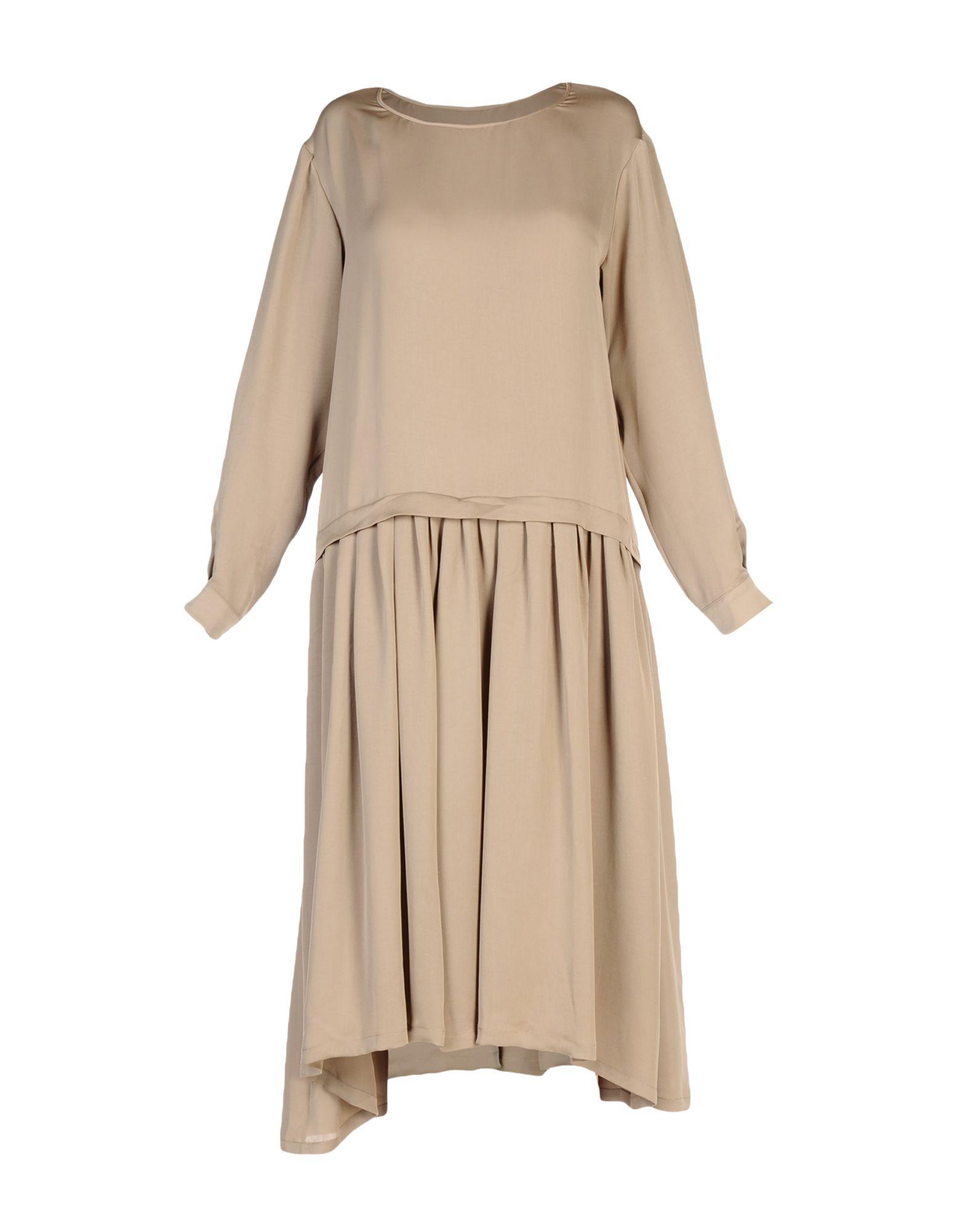 JIL SANDER NAVY Платье длиной 3/4 блуза jil sander navy jil sander navy ji005ewfqu96