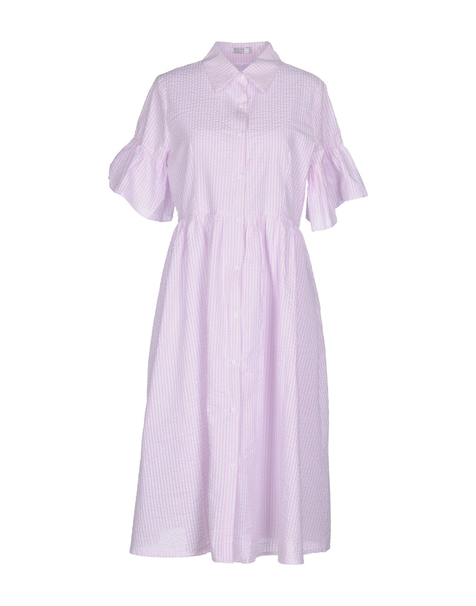 BRIGITTE BARDOT Платье до колена платье brigitte bardot белый
