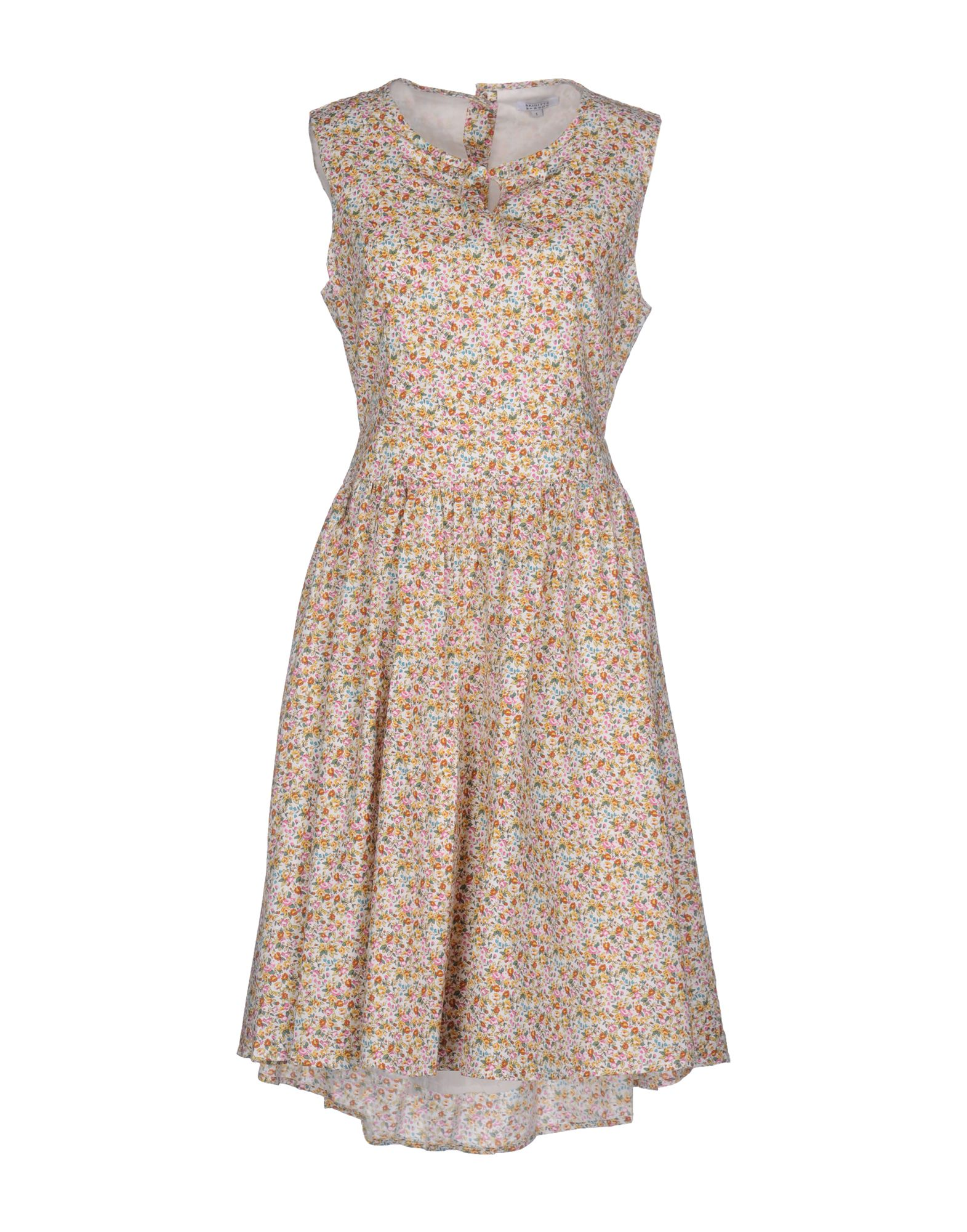 BRIGITTE BARDOT Короткое платье brigitte bardot короткое платье
