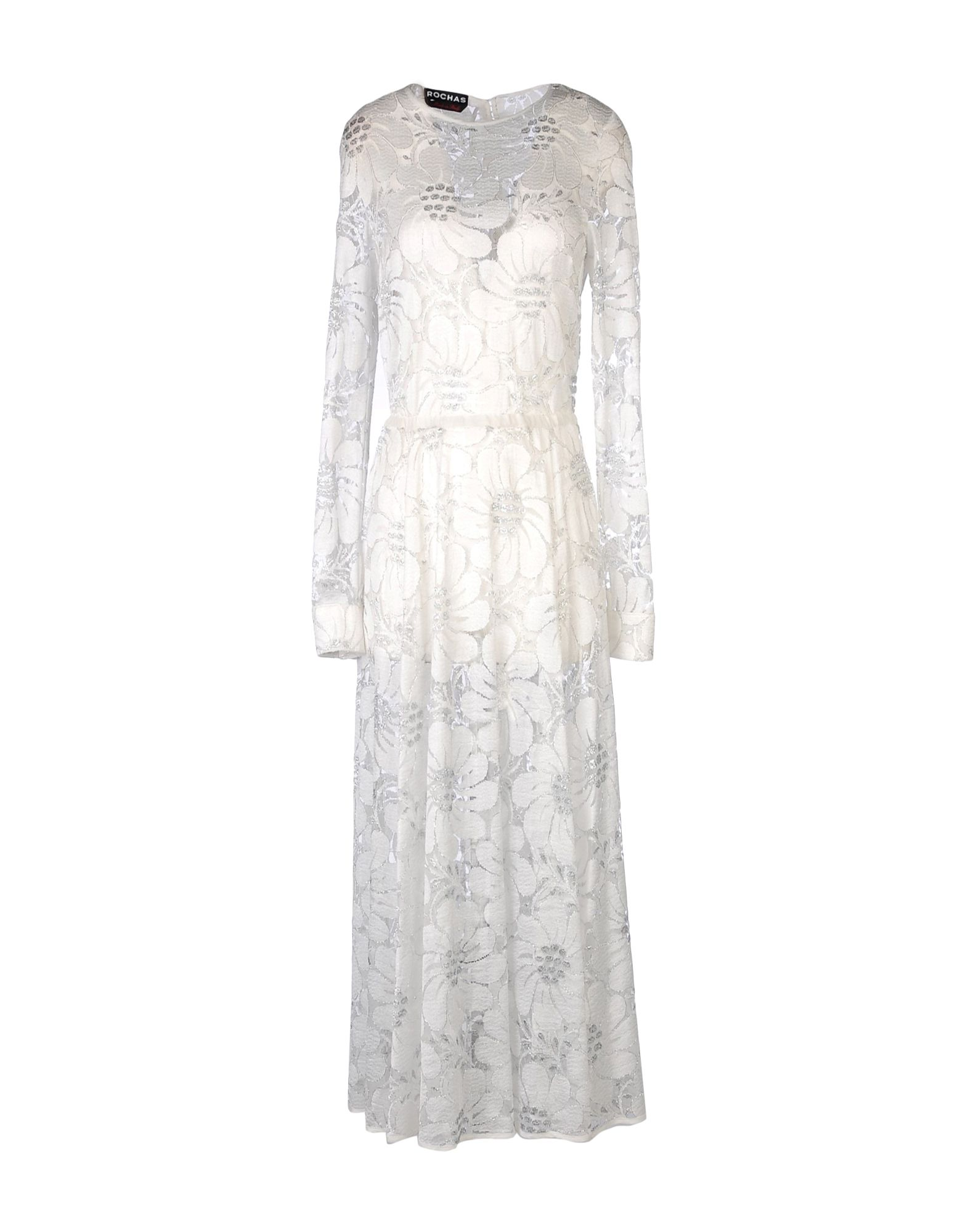 ROCHAS Платье длиной 3/4 tenax платье длиной 3 4