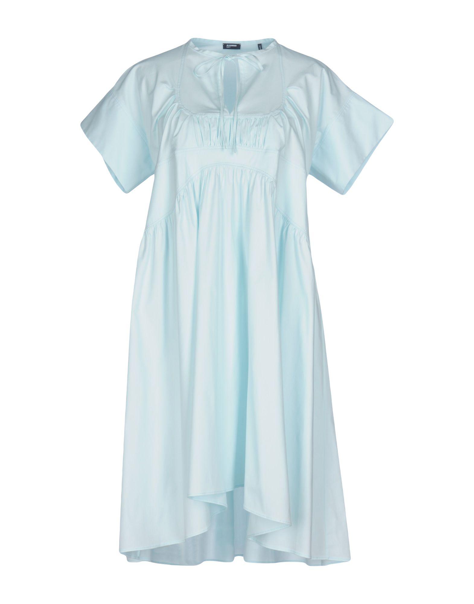 JIL SANDER NAVY Короткое платье jil sander короткое платье