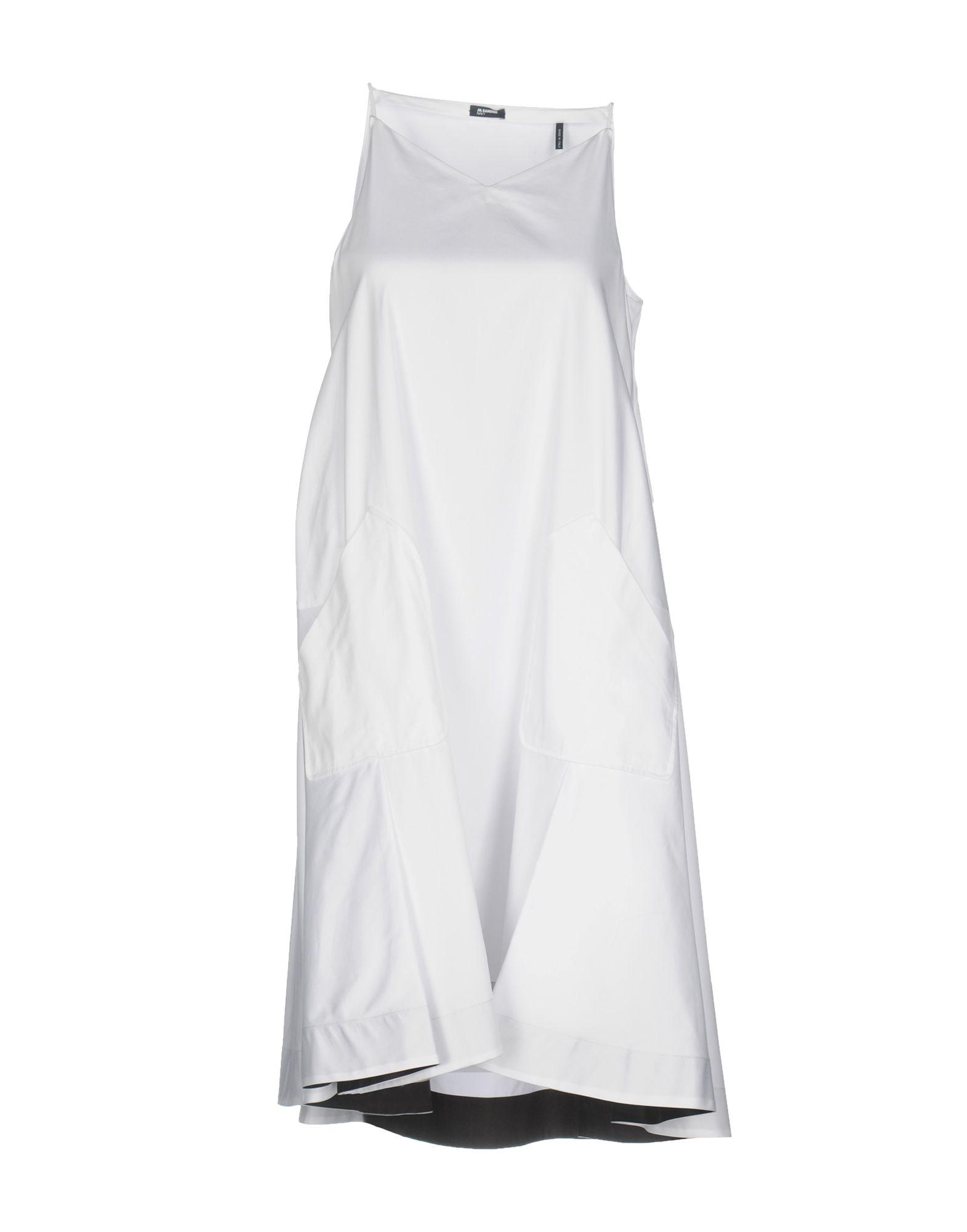 JIL SANDER NAVY Короткое платье lisa corti короткое платье