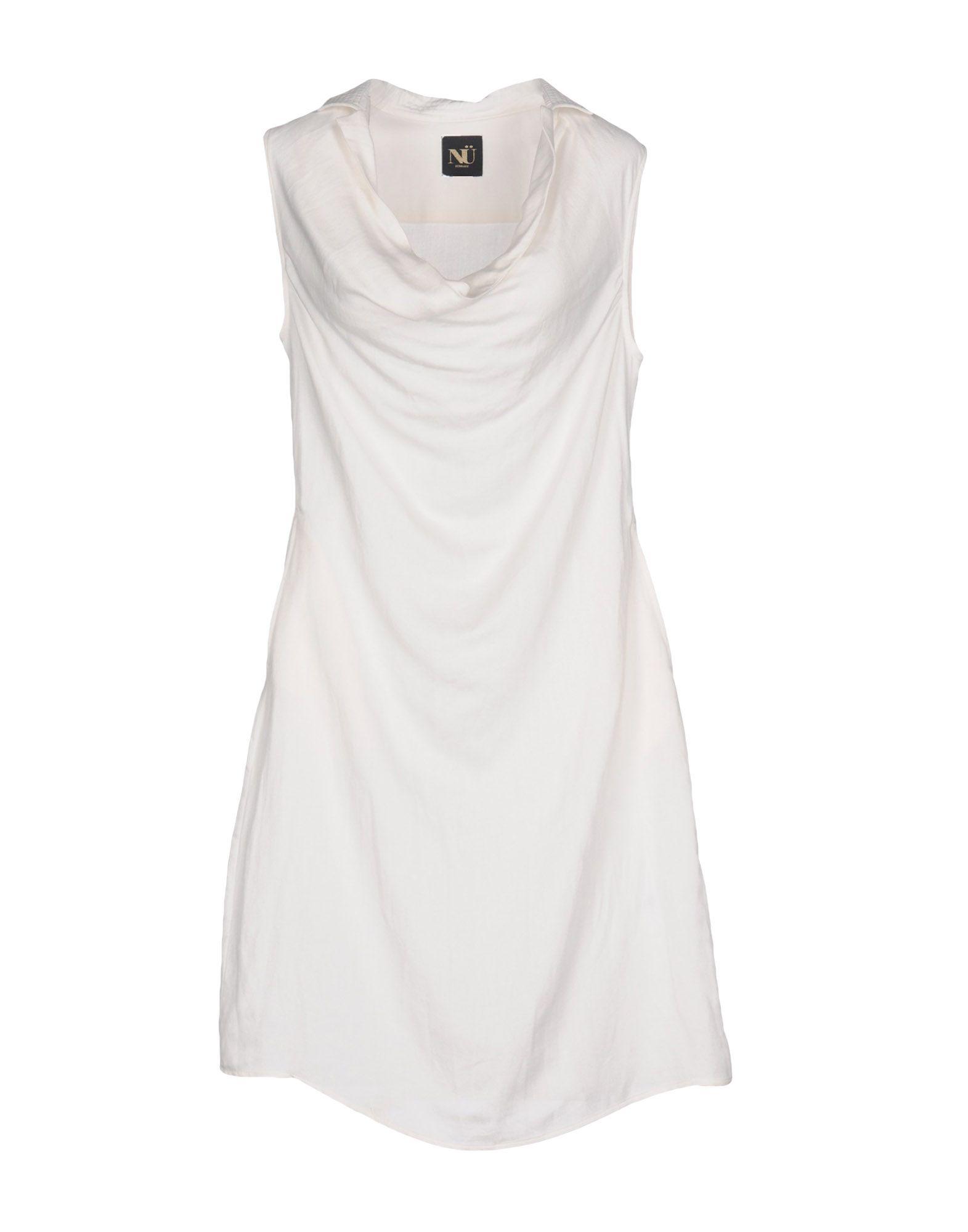 NÜ DENMARK Короткое платье nü denmark длинное платье