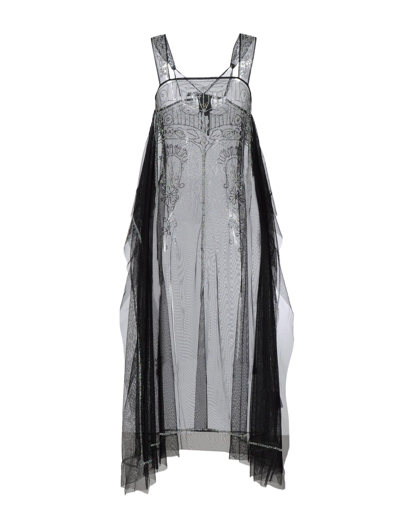 NÜ DENMARK Платье длиной 3/4 lisa corti платье длиной 3 4