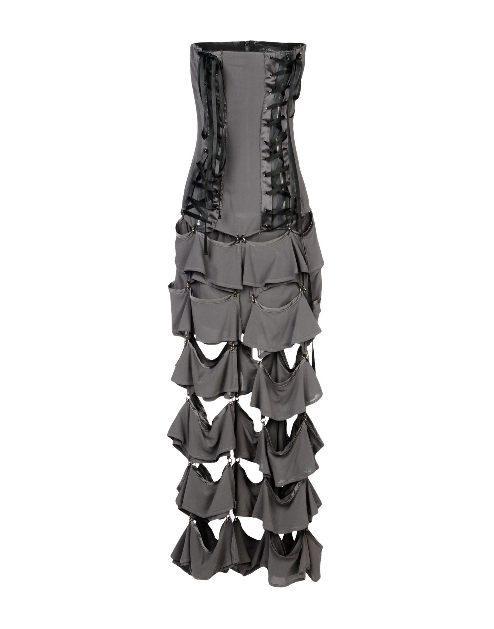 JOHN RICHMOND Платье длиной 3/4 цепочка john richmond цепочка page 3