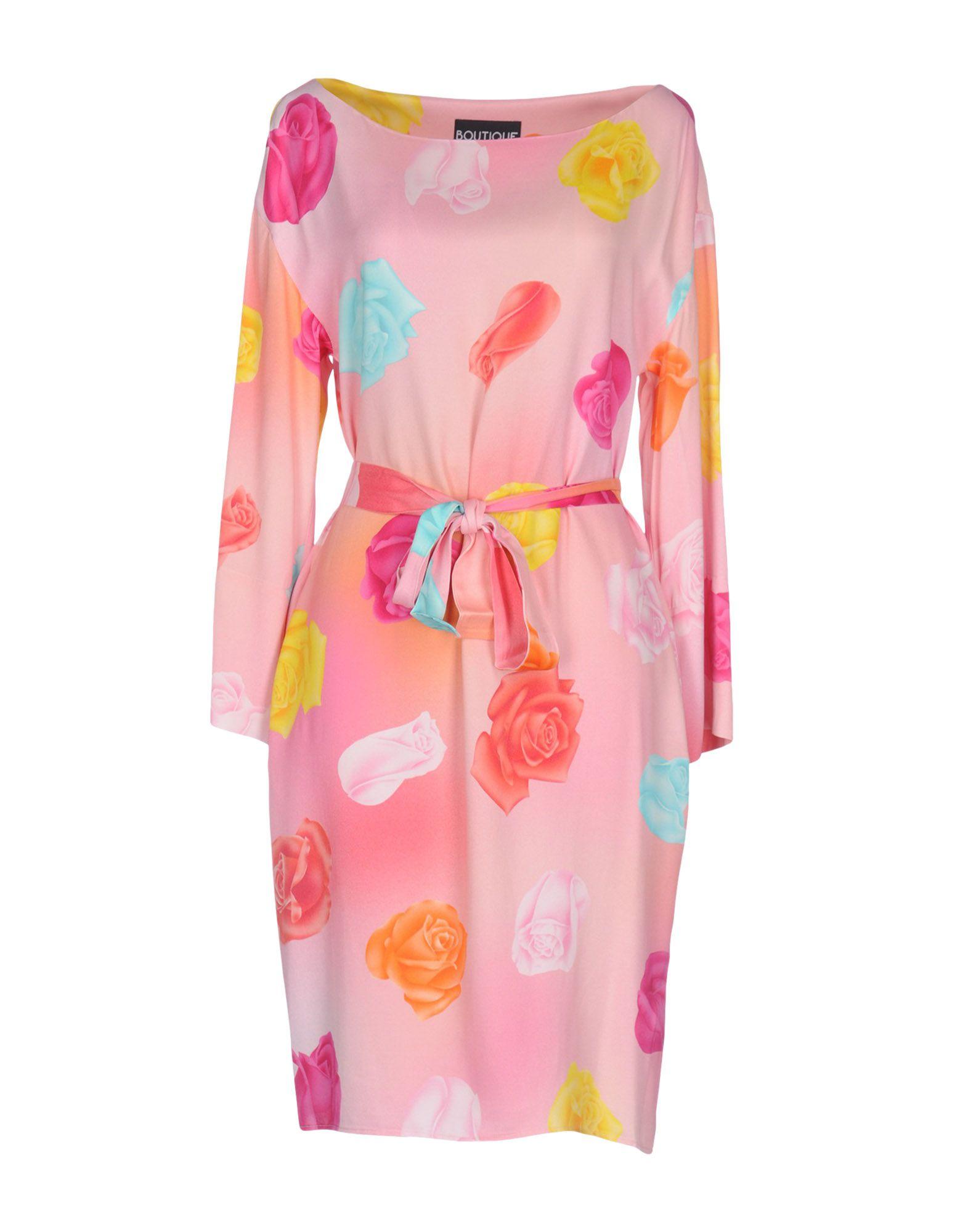 BOUTIQUE MOSCHINO Короткое платье платье boutique moschino boutique moschino bo036ewhah96