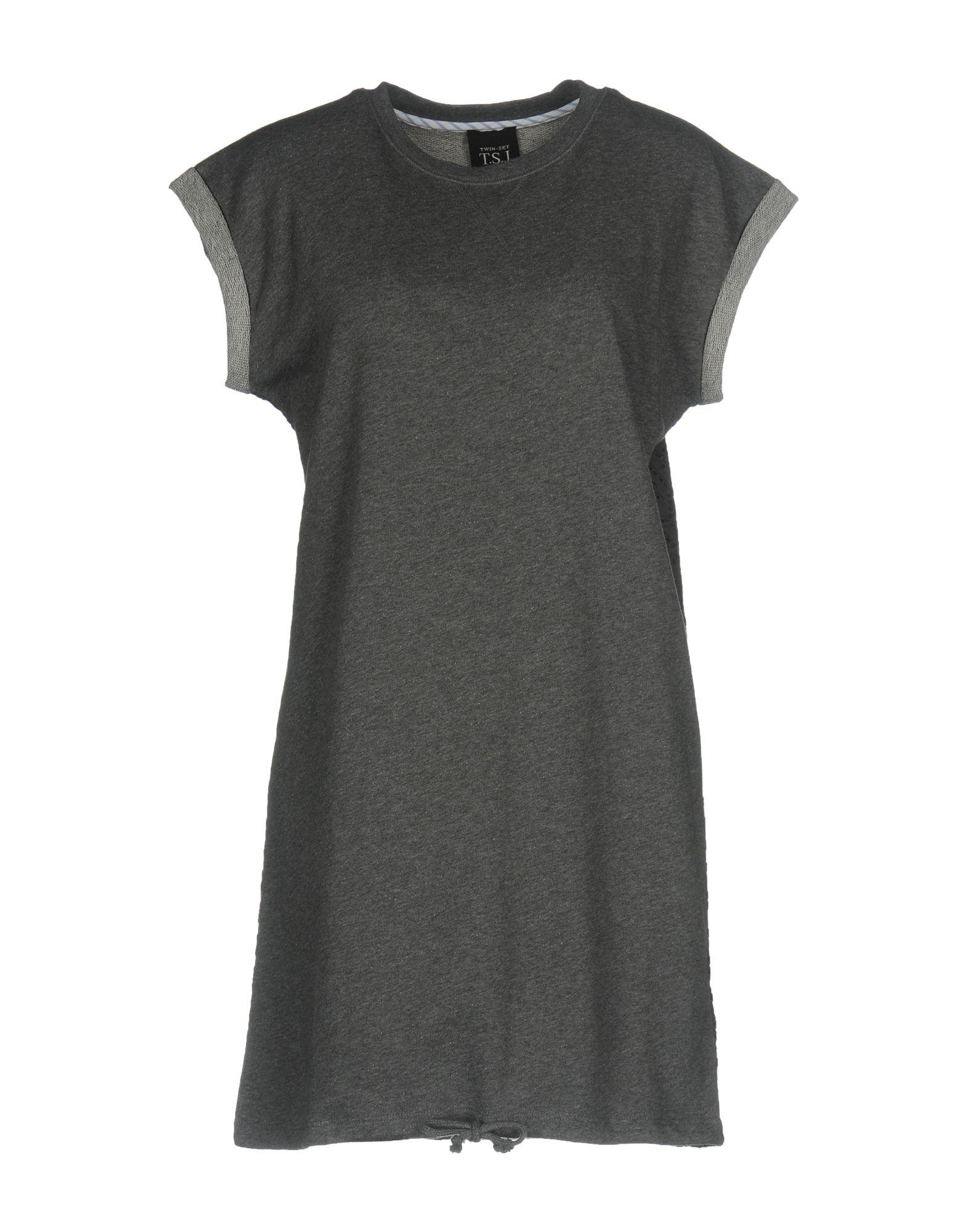 TWIN-SET JEANS Короткое платье