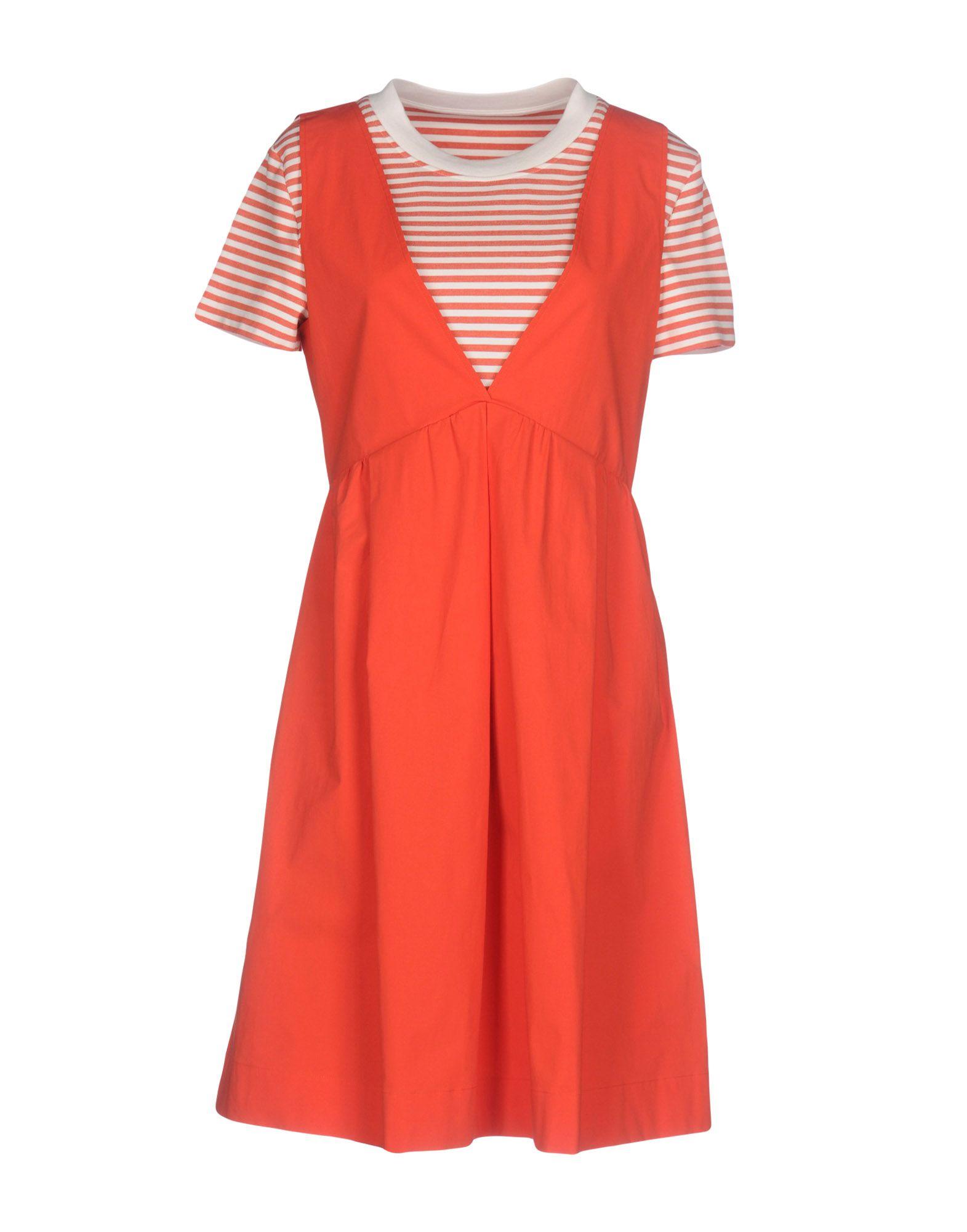 BOUTIQUE MOSCHINO Короткое платье цена 2017