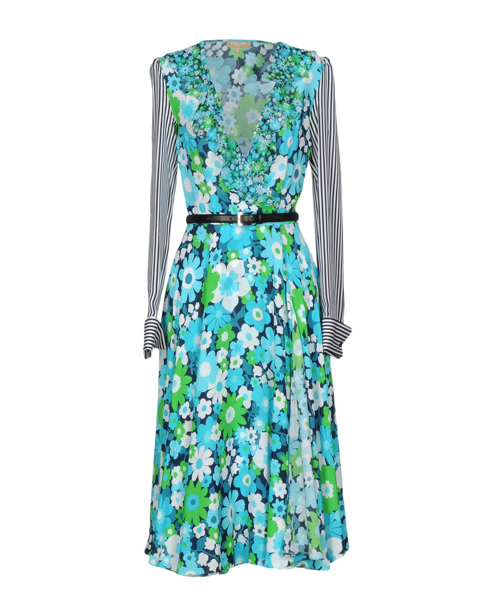 MICHAEL KORS COLLECTION Платье длиной 3/4 michael kors платье длиной 3 4