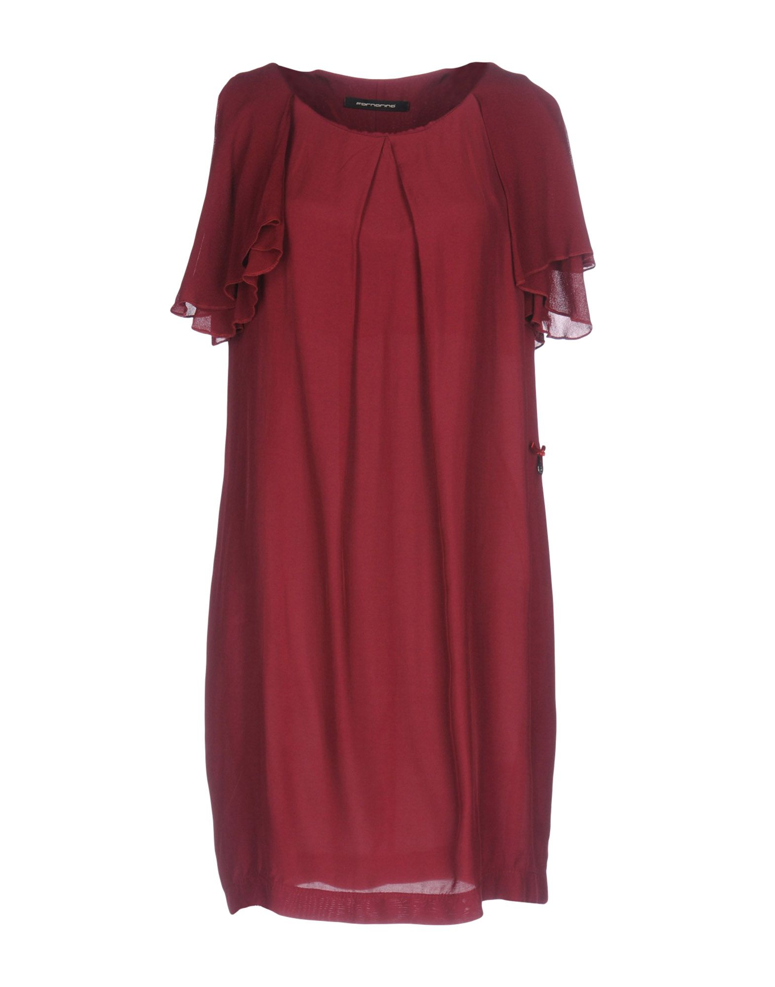 FORNARINA Короткое платье платье fornarina fornarina fo019ewxqa70