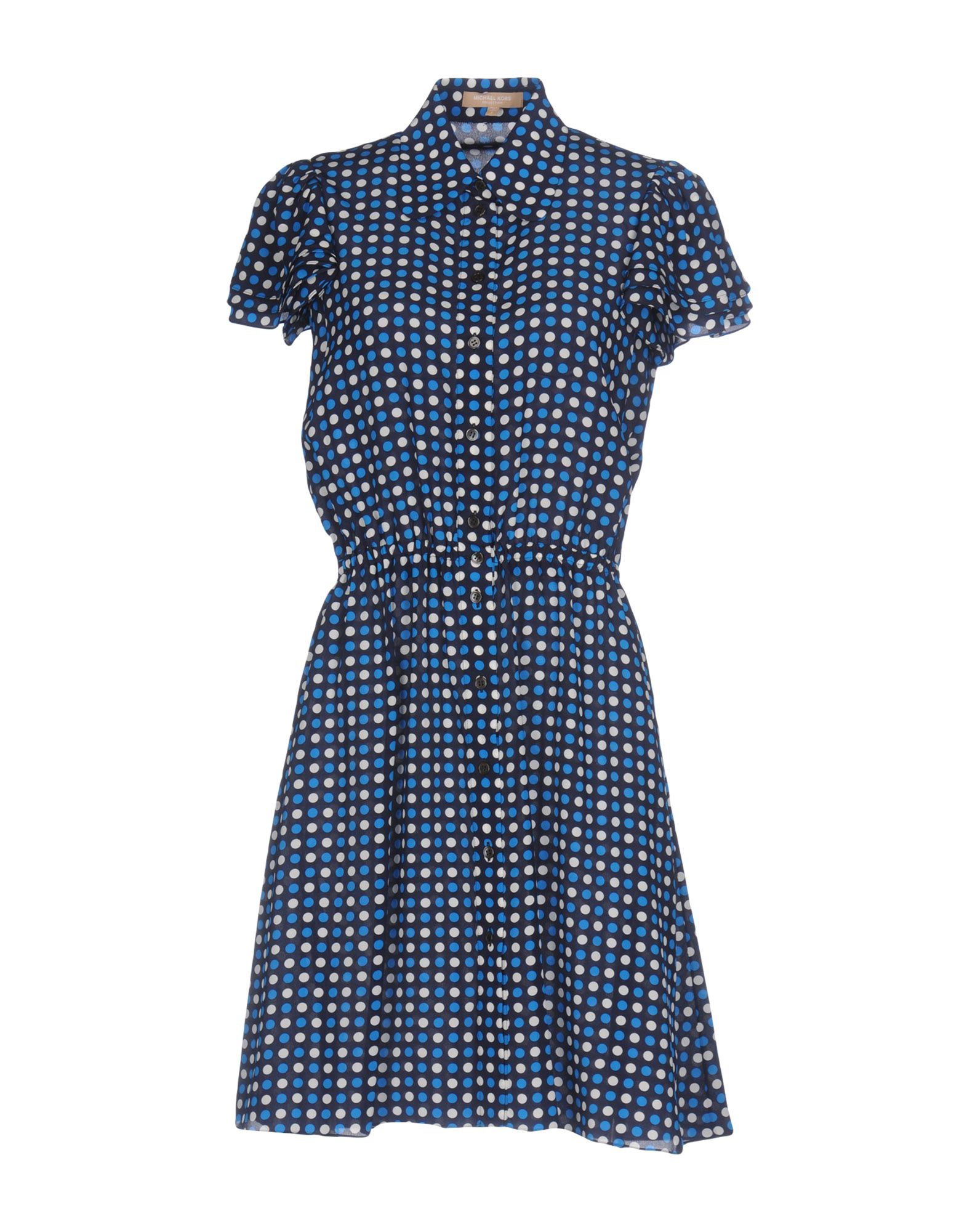MICHAEL KORS COLLECTION Короткое платье fine collection короткое платье