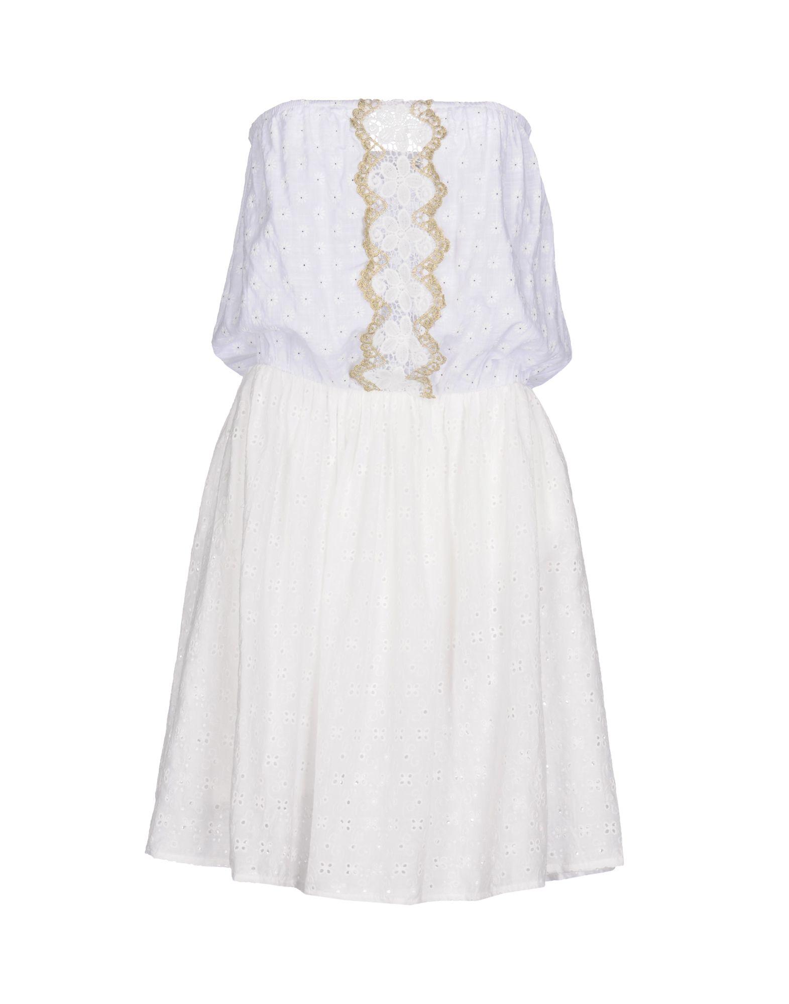 BRIGITTE BARDOT Короткое платье lisa corti короткое платье