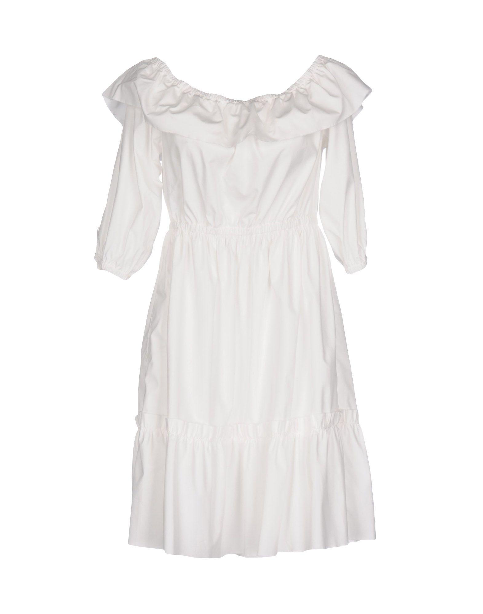 PHILOSOPHY di LORENZO SERAFINI Короткое платье