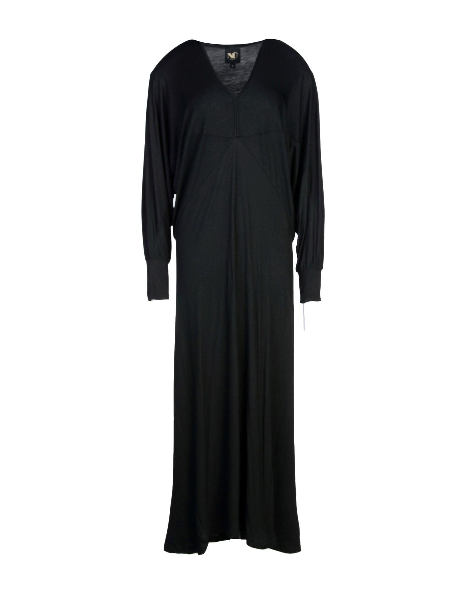 NÜ DENMARK Длинное платье nü denmark длинное платье
