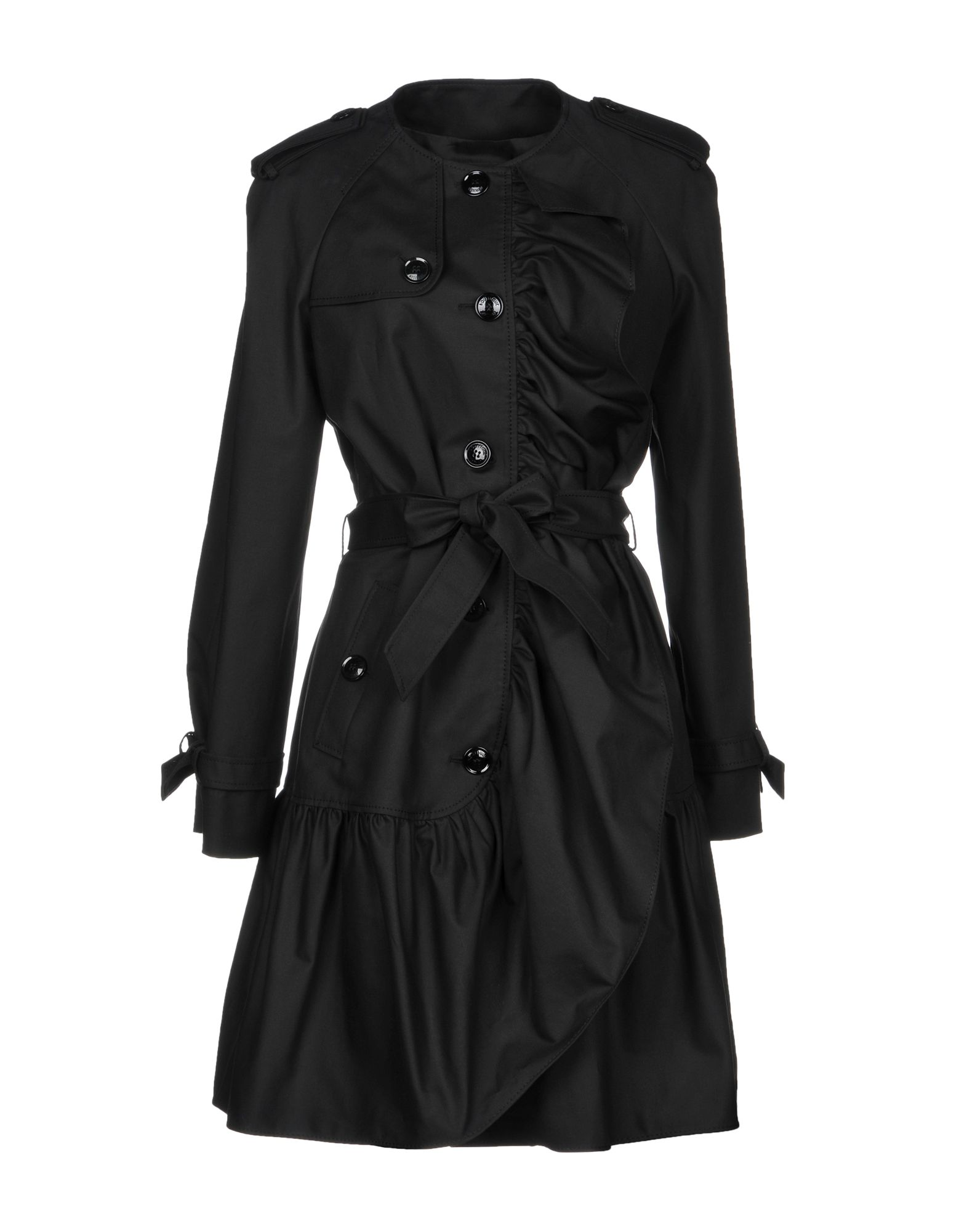 BOUTIQUE MOSCHINO Легкое пальто moschino cheapandchic легкое пальто