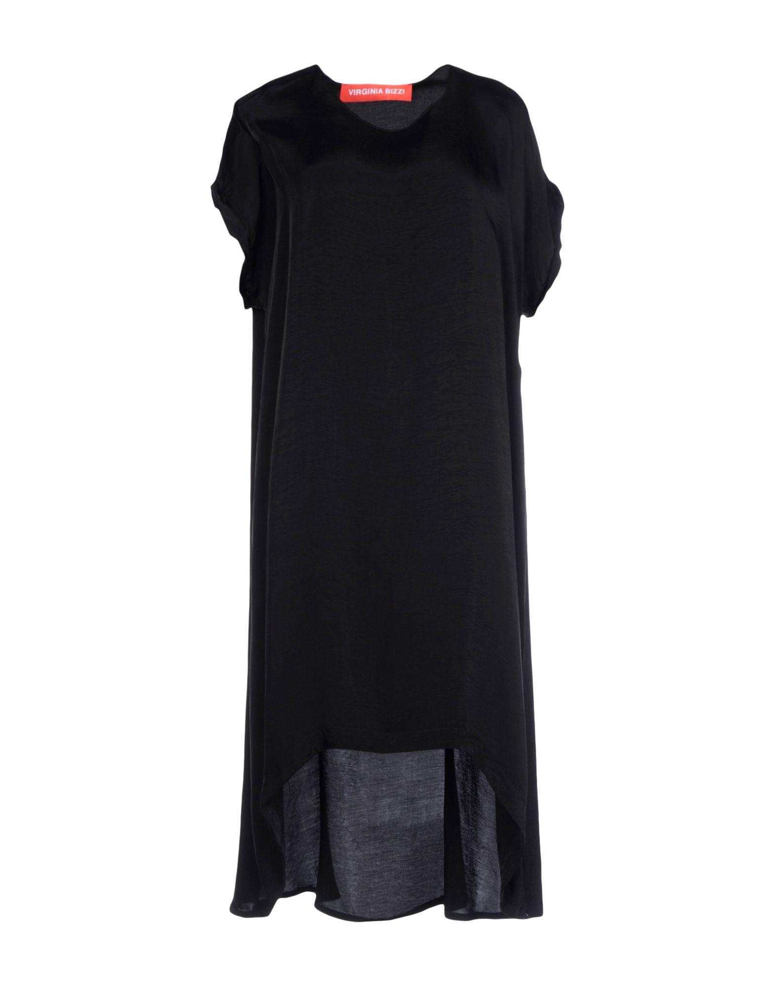 VIRGINIA BIZZI Платье до колена