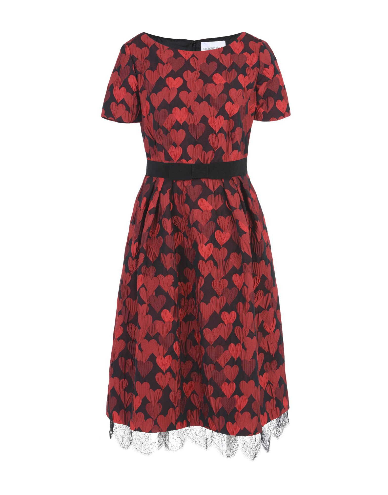 GIORGIO GRATI Платье до колена giorgio grati длинное платье
