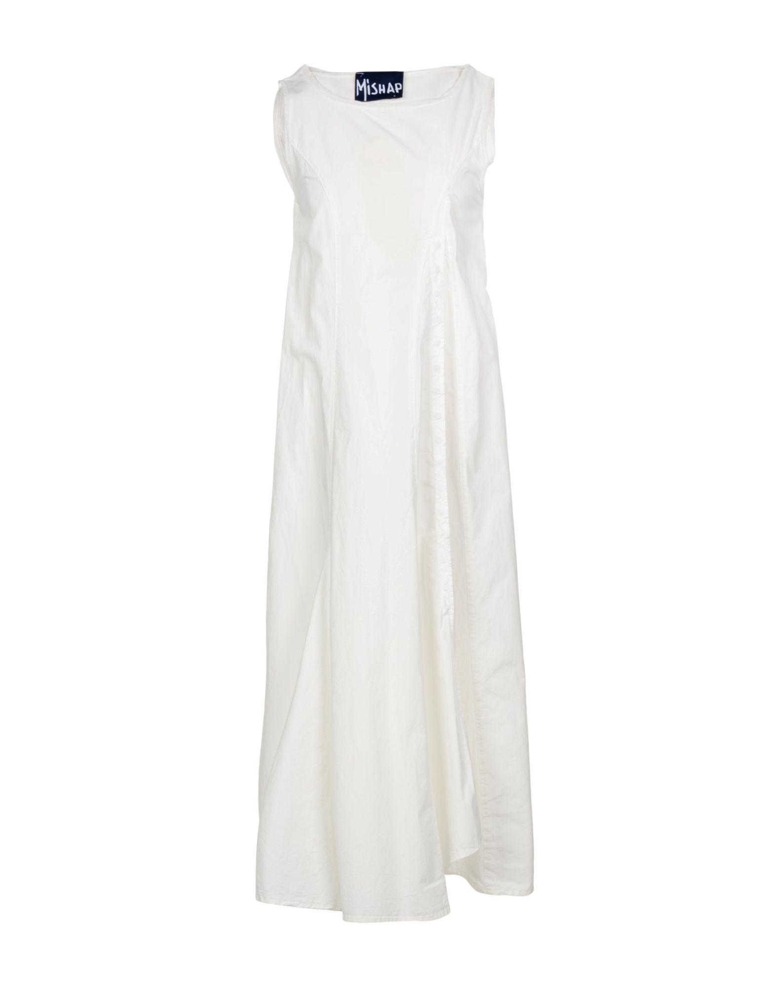 MISHAP Платье длиной 3/4 mishap юбка длиной 3 4