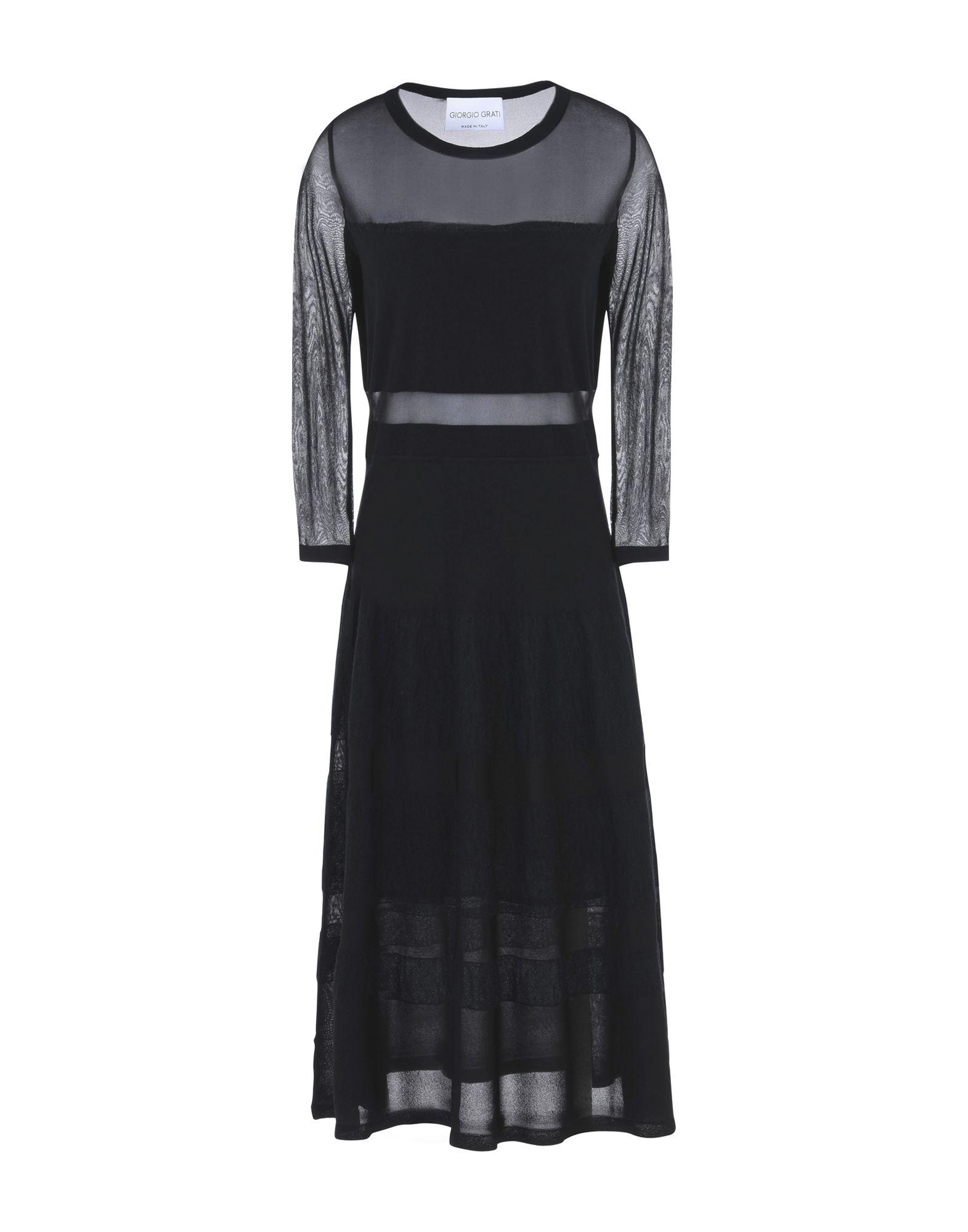 GIORGIO GRATI Платье длиной 3/4 giorgio grati длинное платье