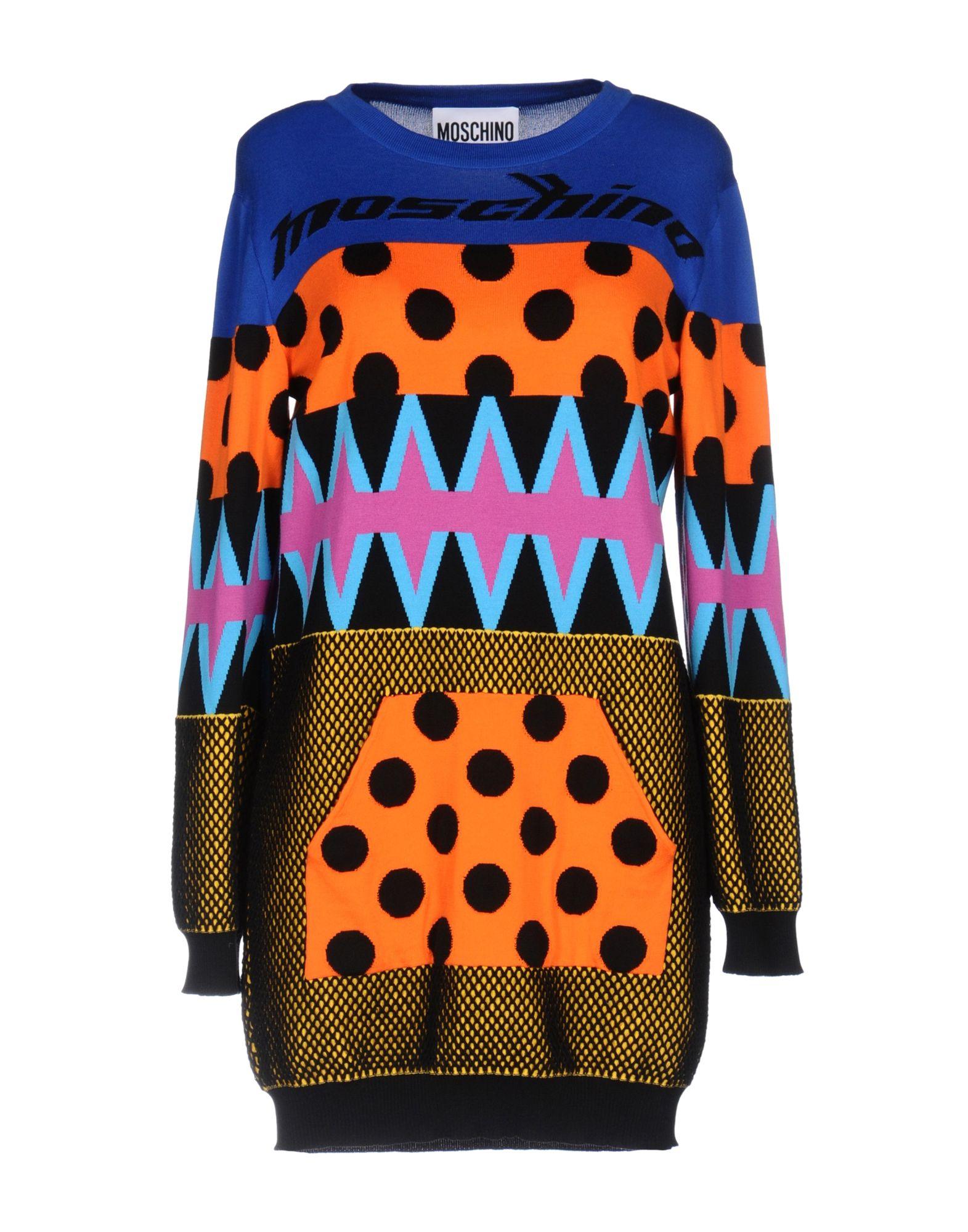 MOSCHINO COUTURE Короткое платье moschino couture сандалии