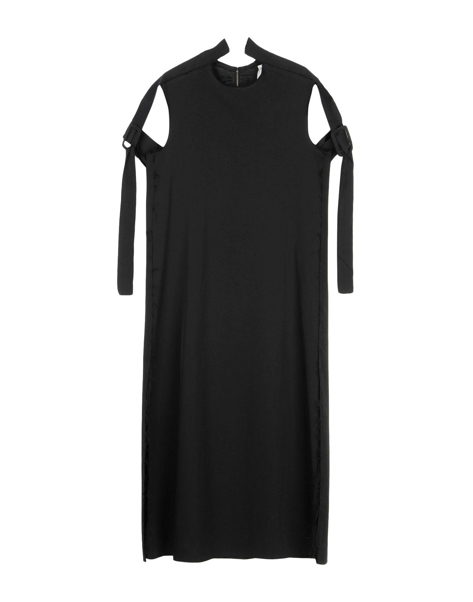 DAMIR DOMA Платье длиной 3/4 damir doma топ без рукавов