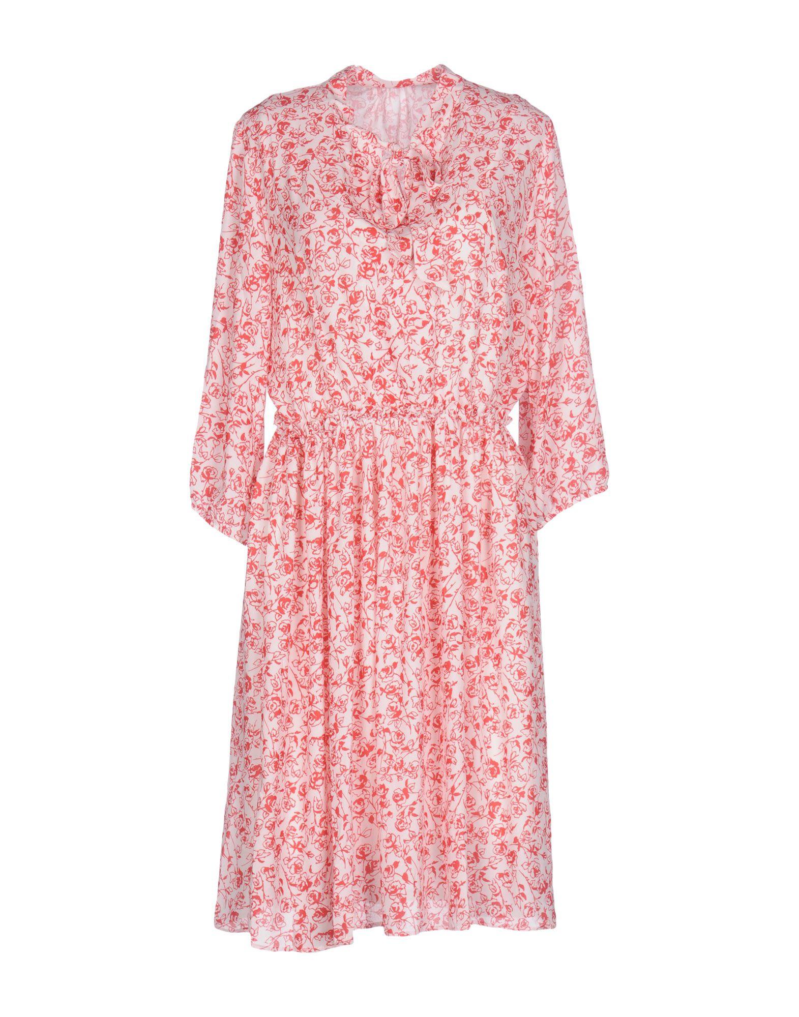 цены MAIOCCI Платье до колена