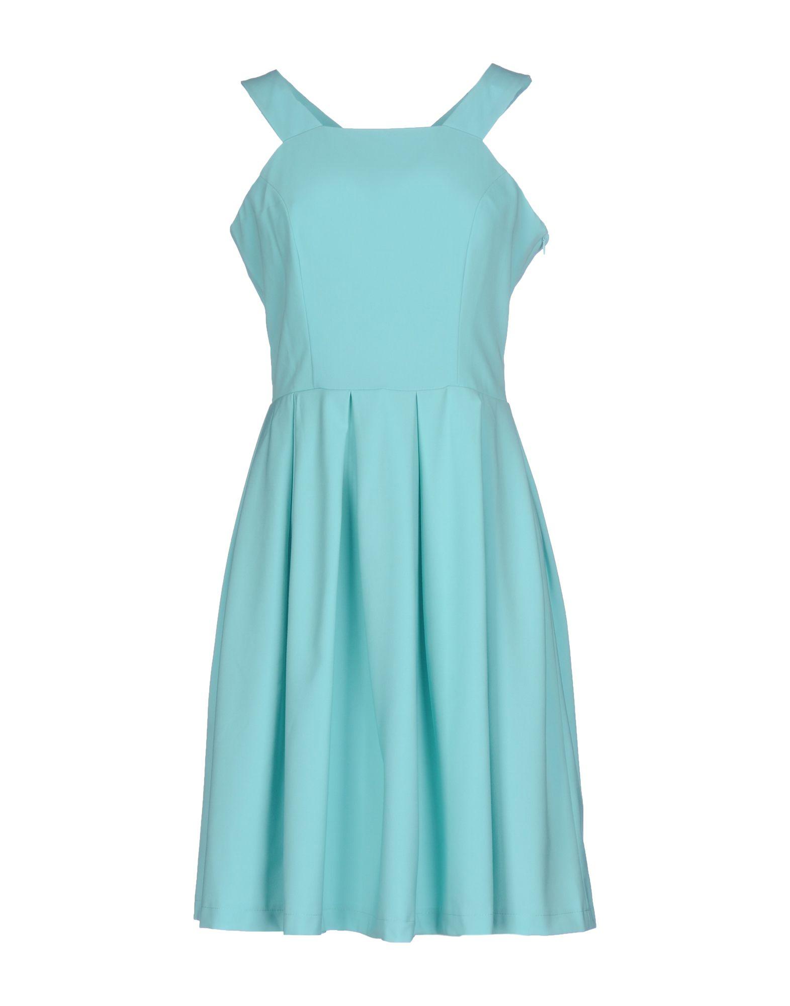 MAIOCCI Платье до колена цена 2017