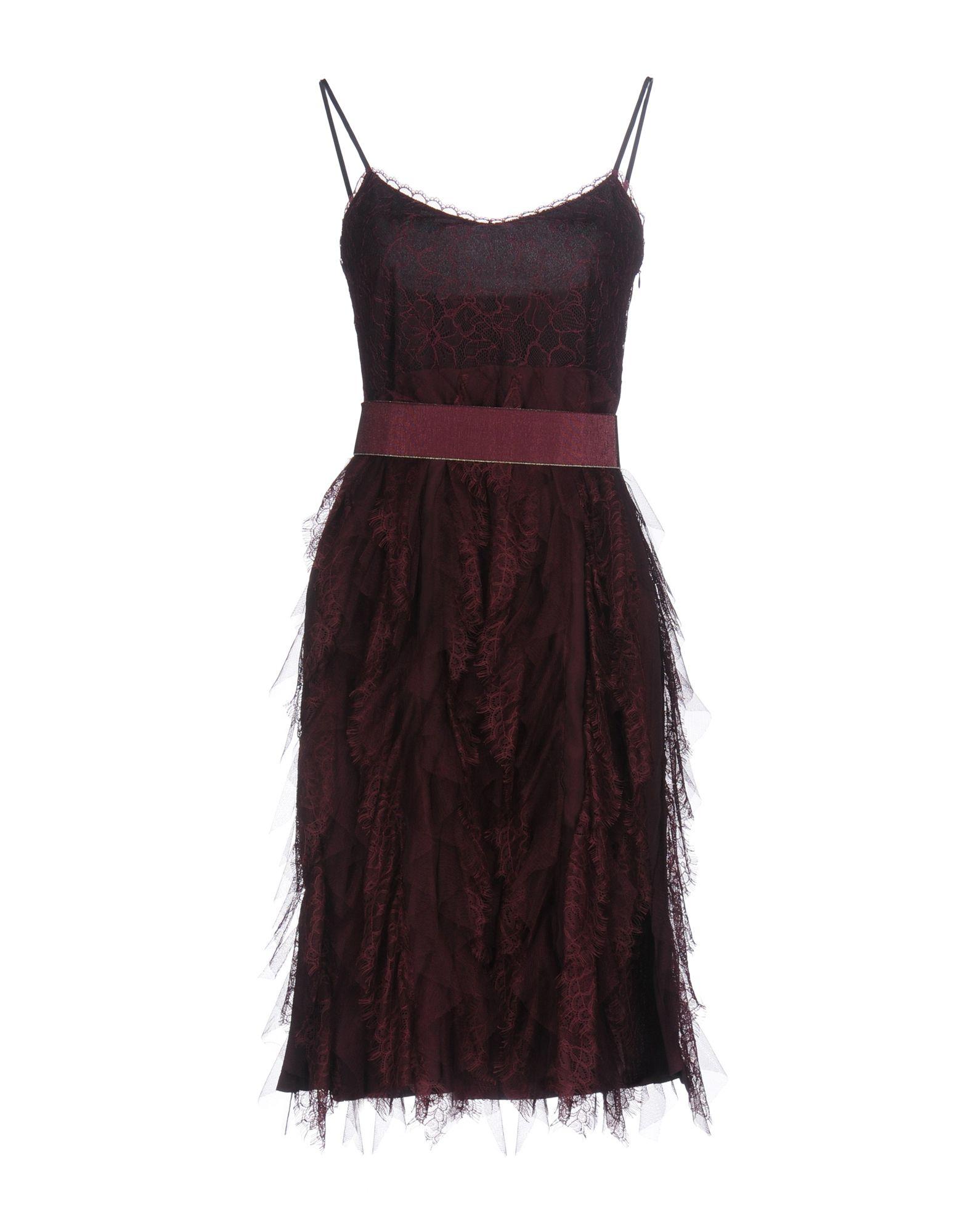 PINKO Короткое платье pinko tag короткое платье