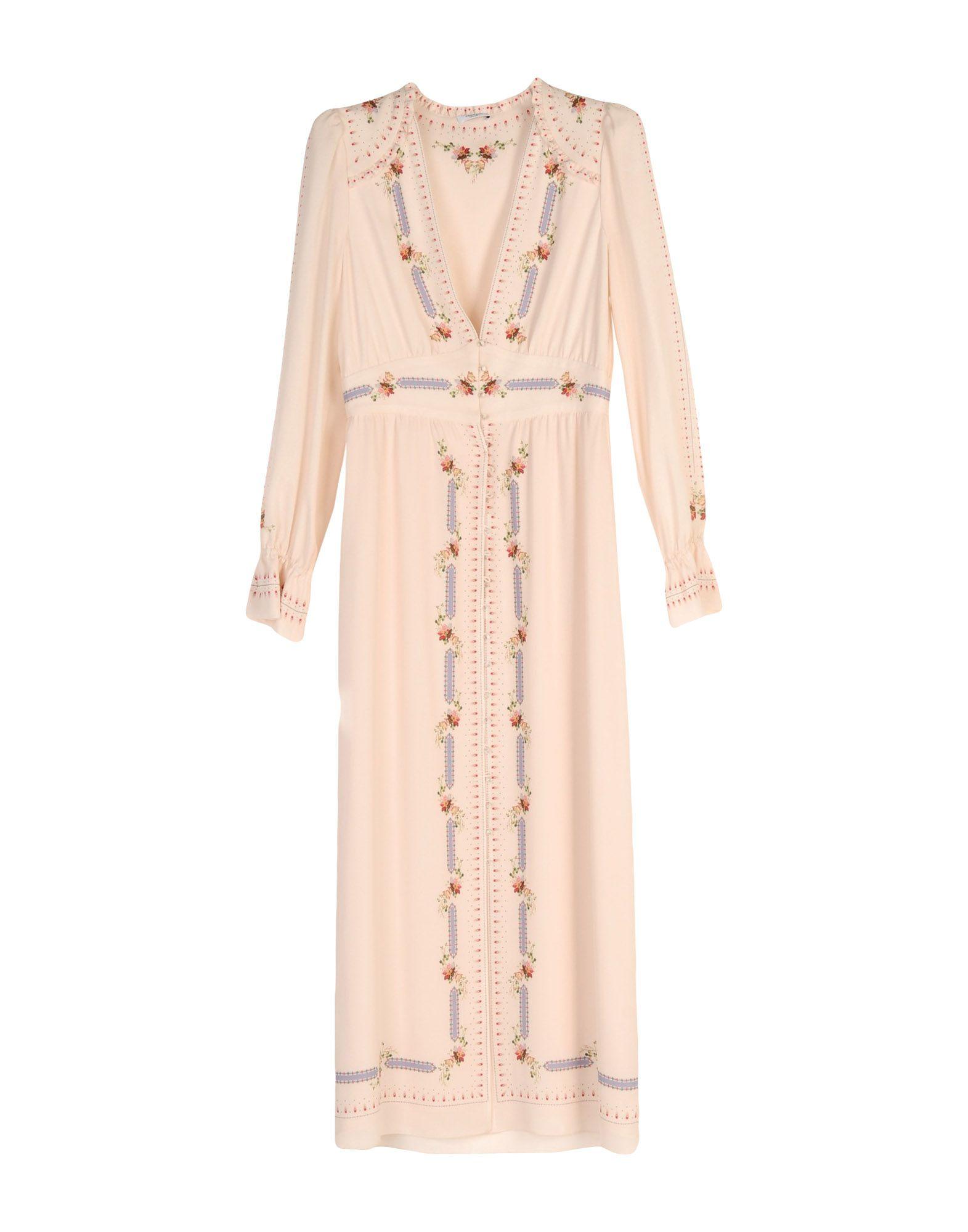 VILSHENKO Платье длиной 3/4 lisa corti платье длиной 3 4